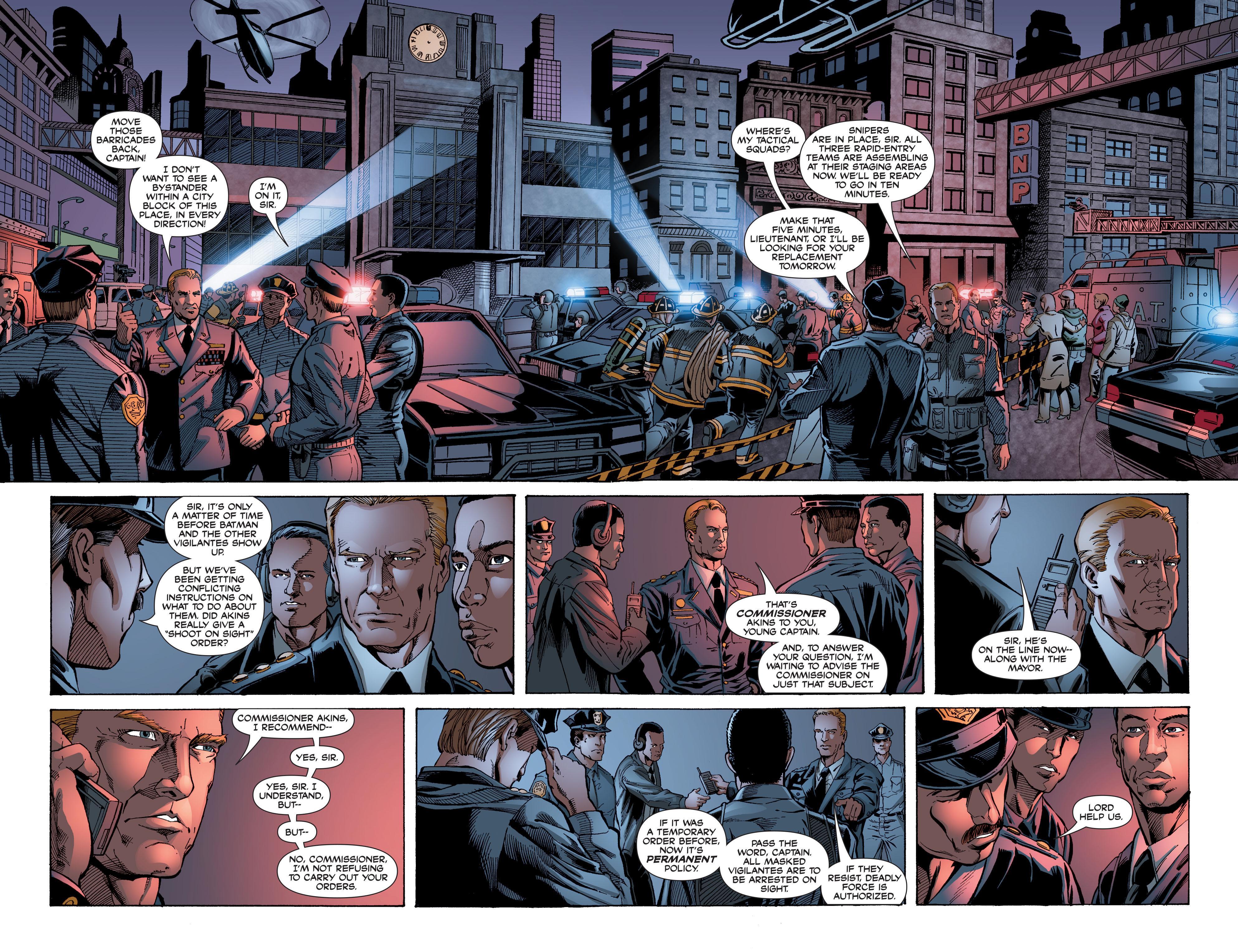 Batman War Games Book Two review