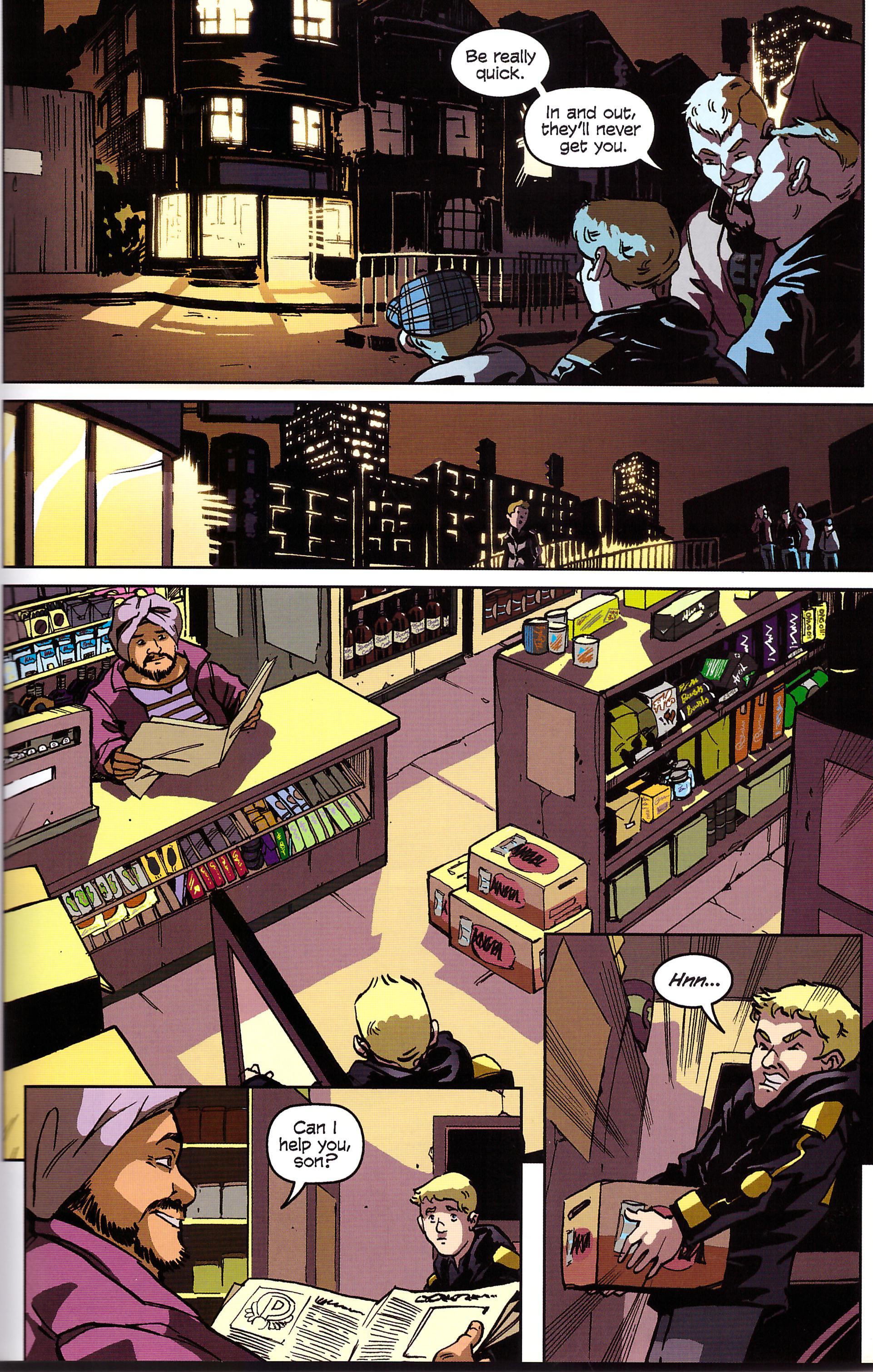 Cherub The Recruit graphic novel review
