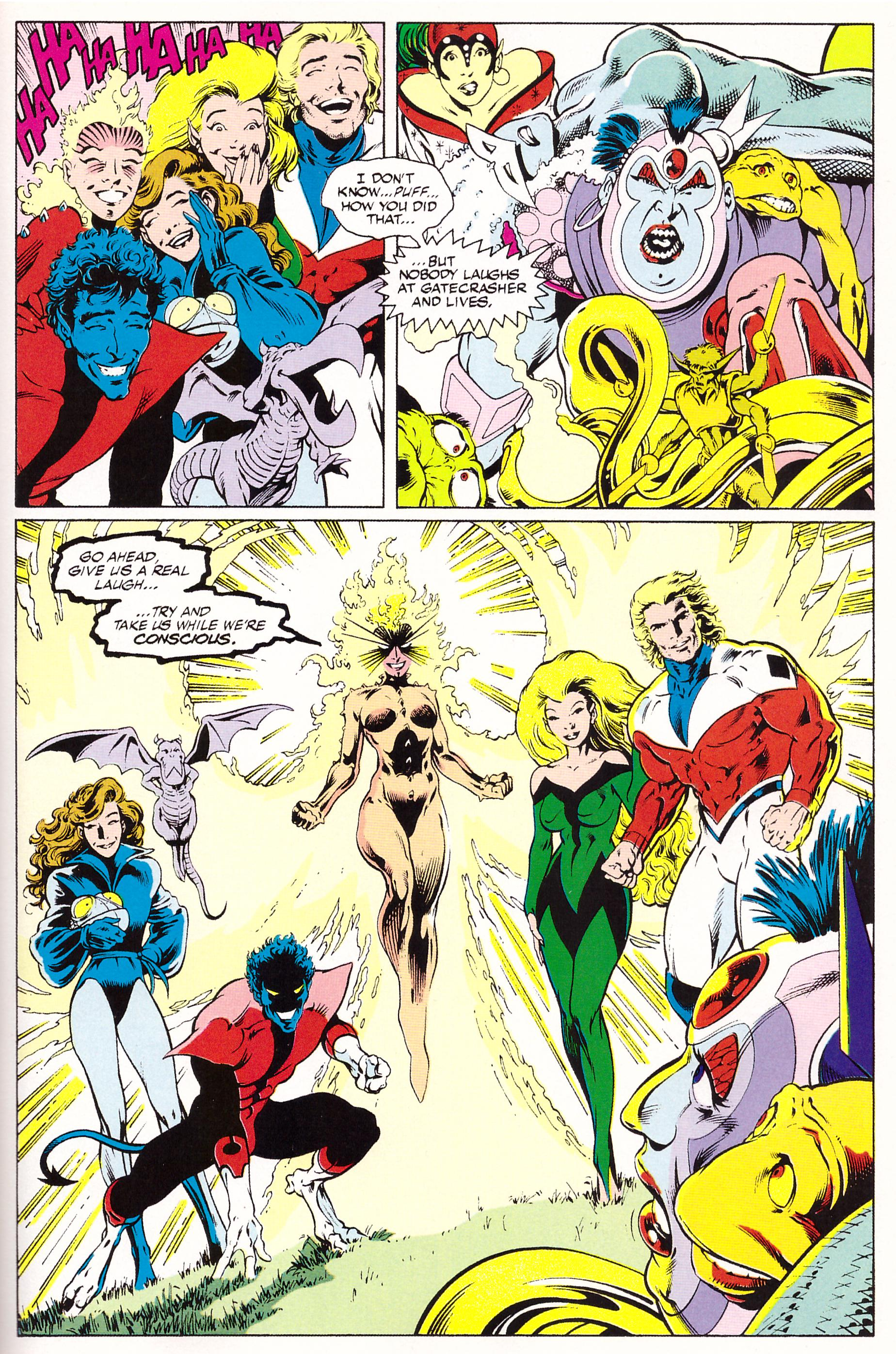 Excalibur Visionaries Alan Davis Vol 1 review