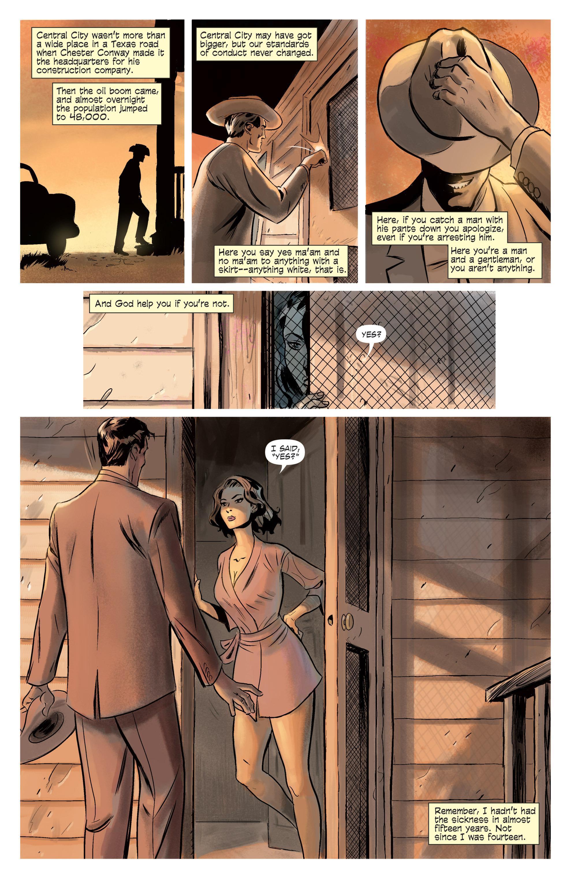 The Killer Inside Me graphic novel review