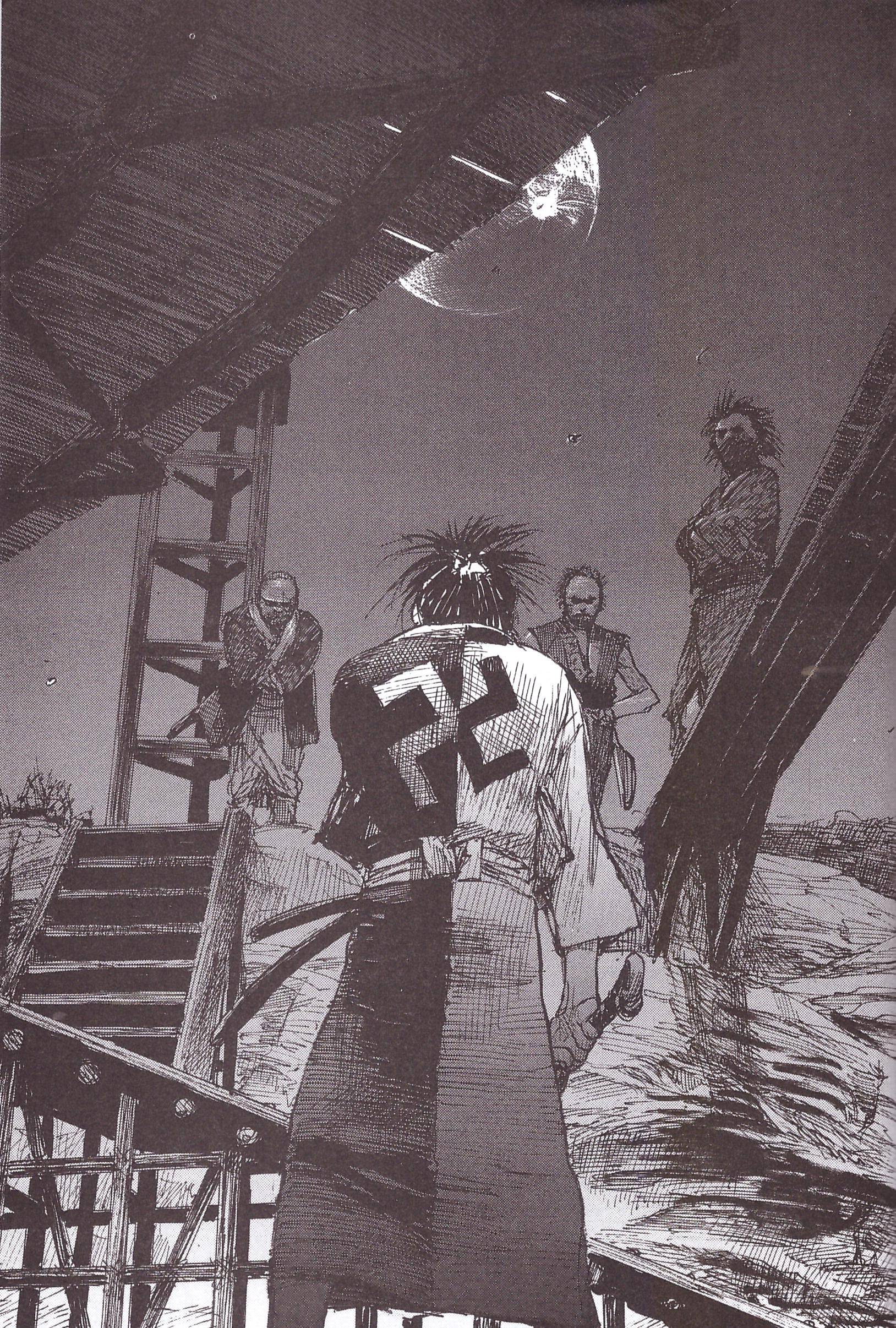 Blade of the Immortal 15 Trickster review