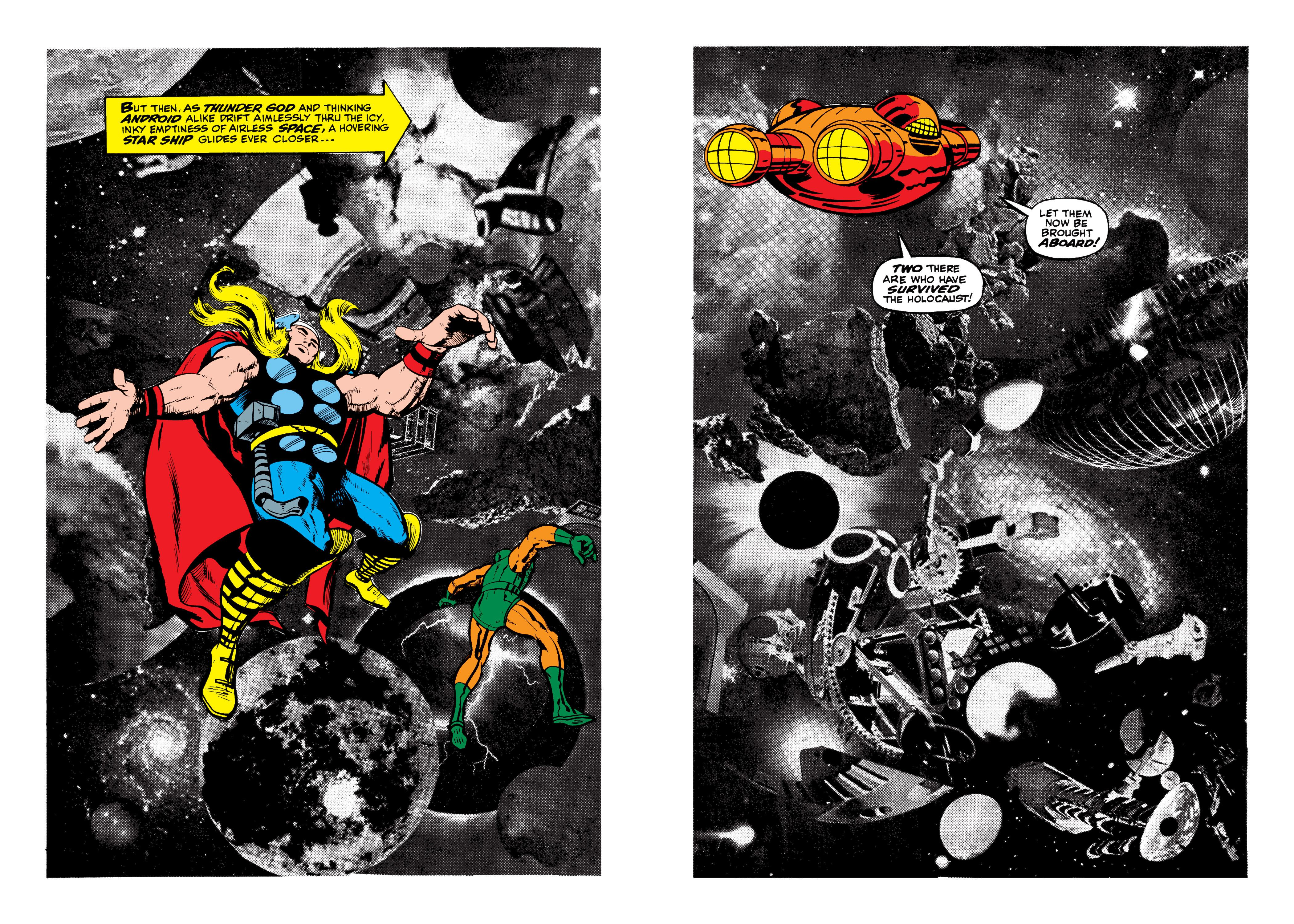 Marvel Masterworks The Mighty Thor vol 7 review