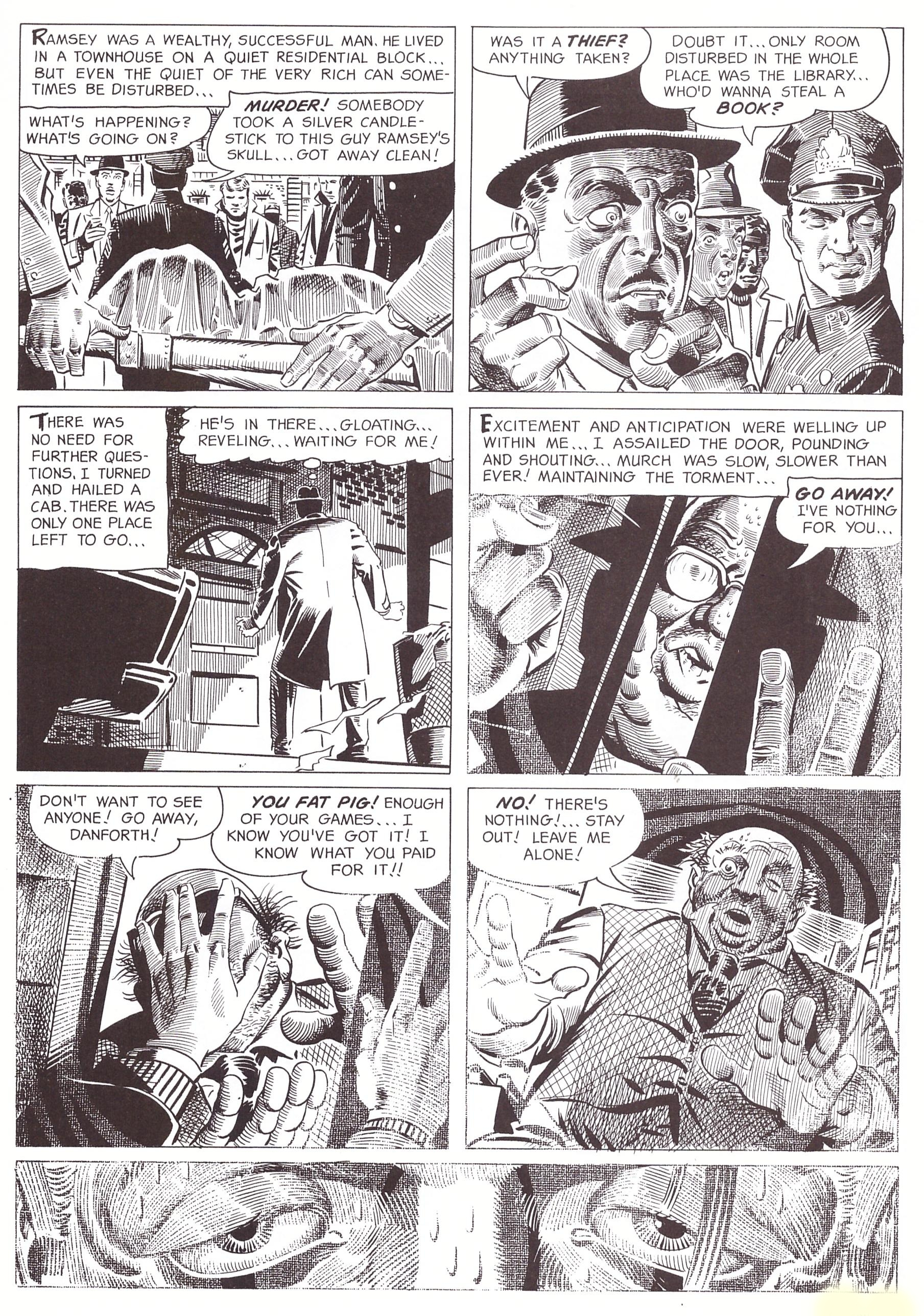 Creepy Presents Steve Ditko review