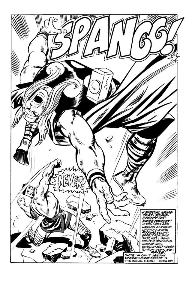 Essential Thor vol 6 review