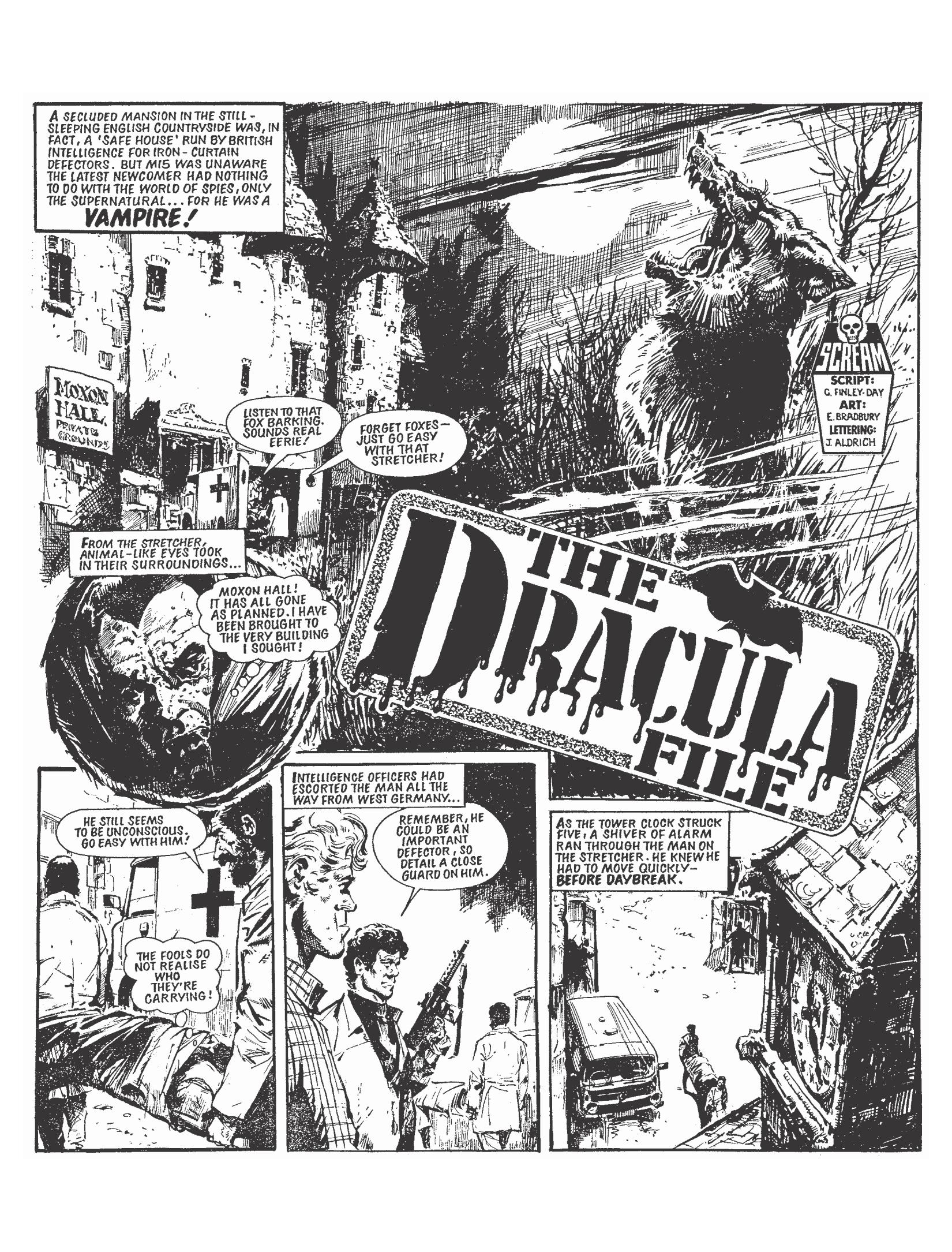 The Dracula File review