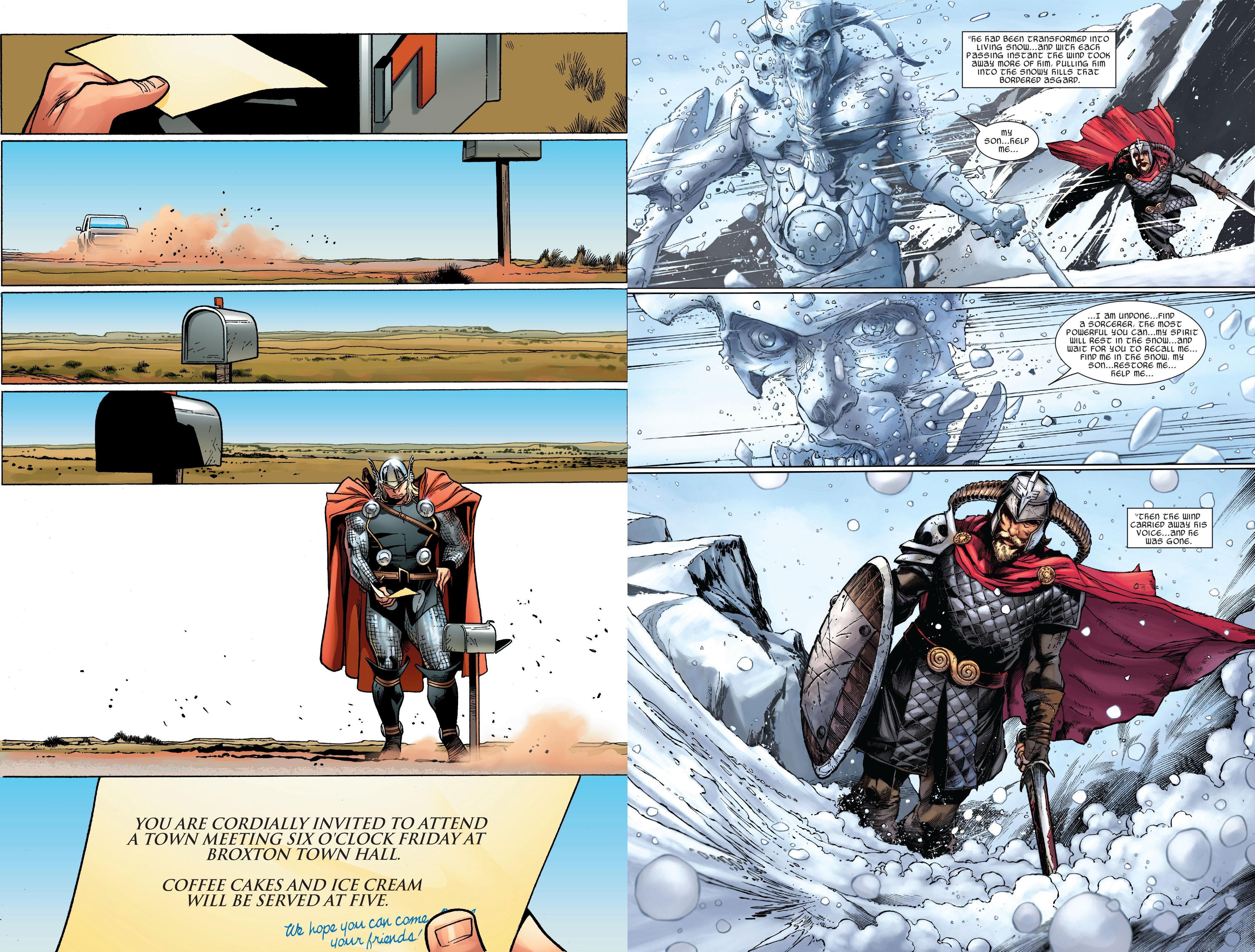 Thor by J. Michael Straczynski Omnibus review