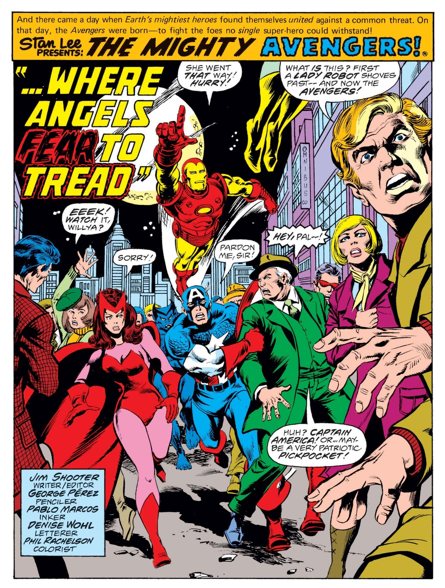 Marvel Masterworks The Avengers Vol 17 review