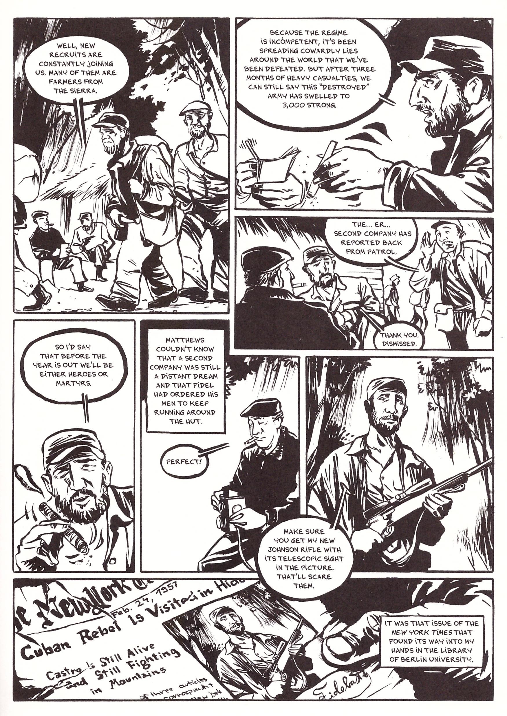 Castro graphic novel review