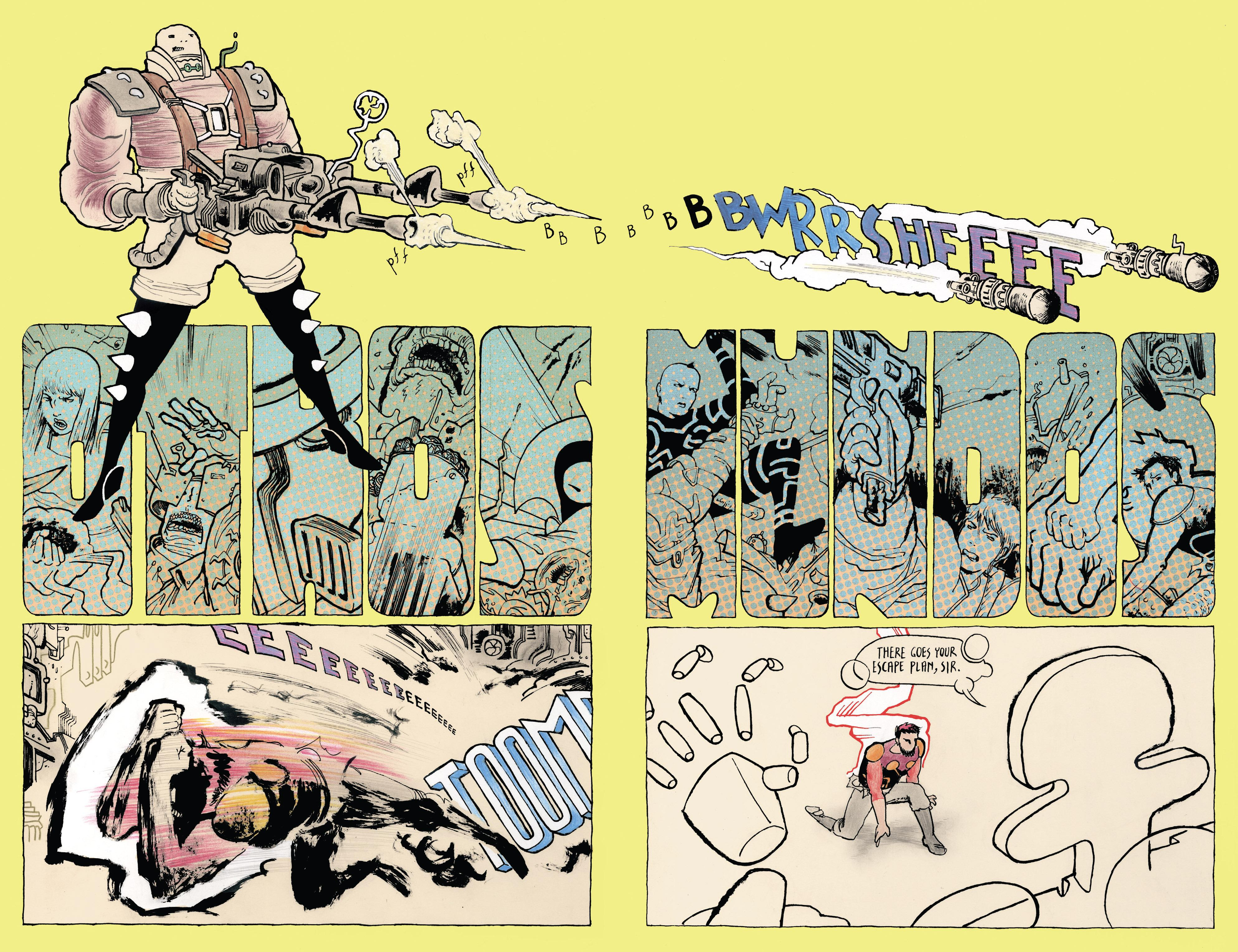 Copra Round Two review