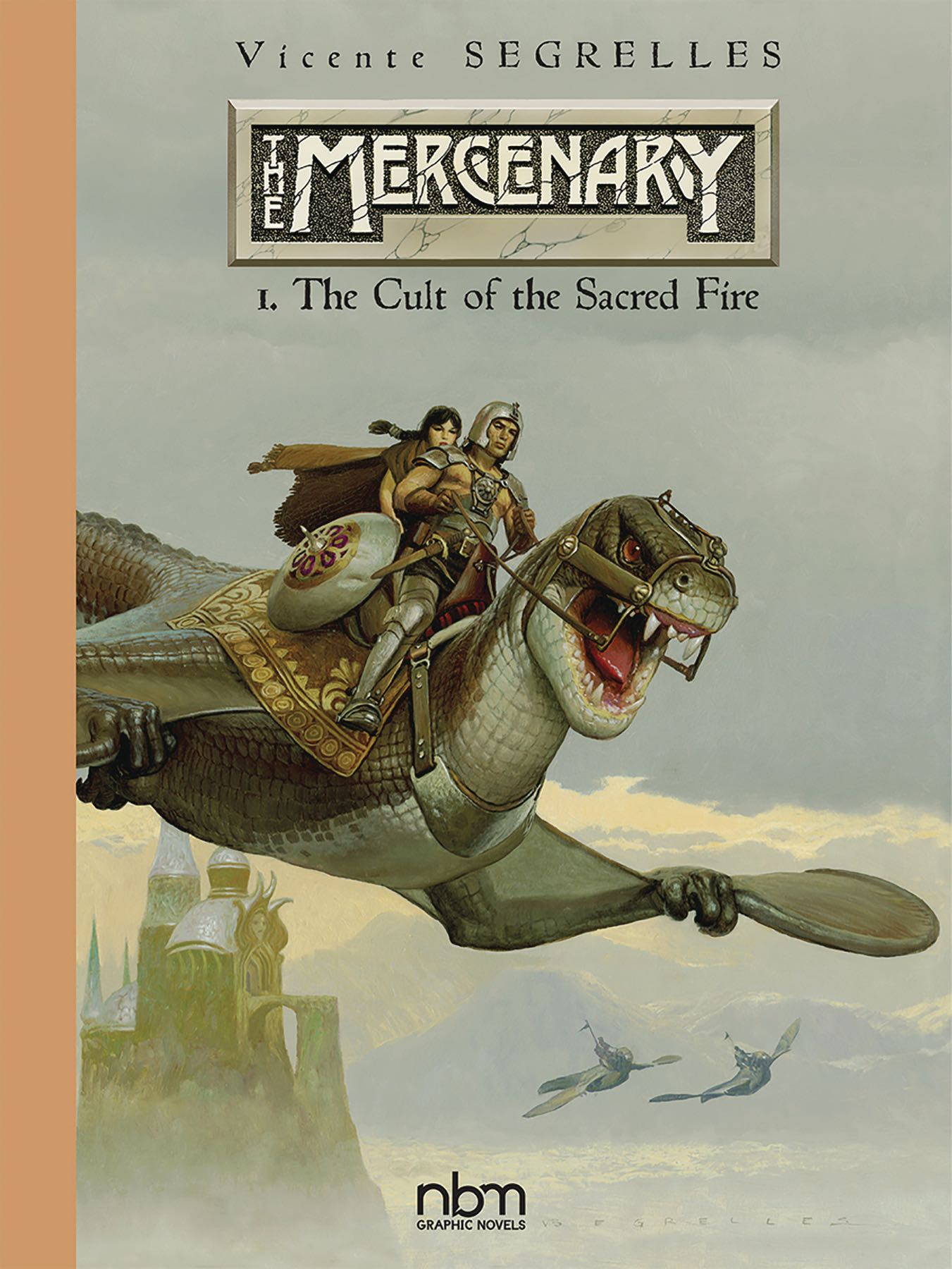The Mercenary The Cult of Sacred Fire review