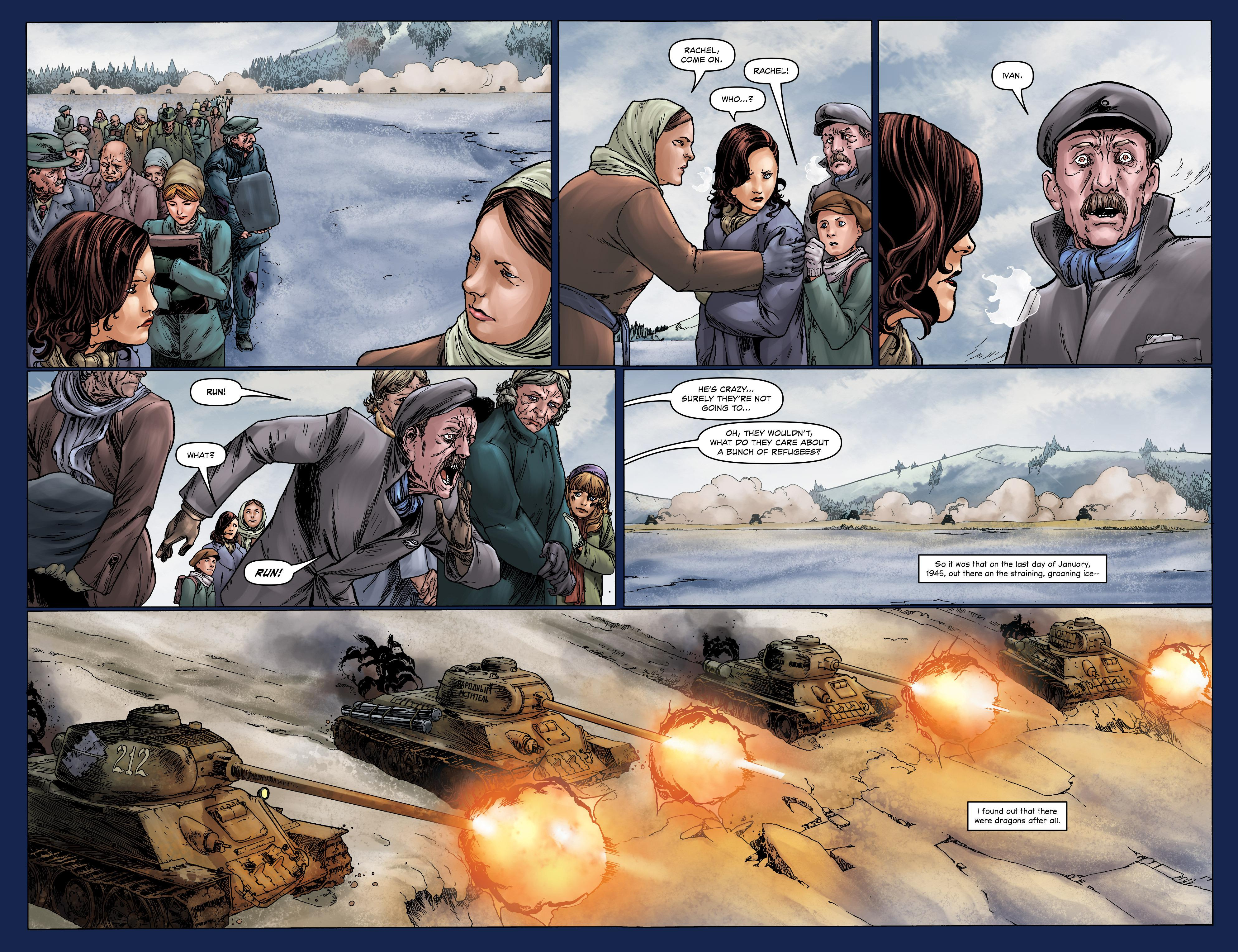 War Strories Volume Three review