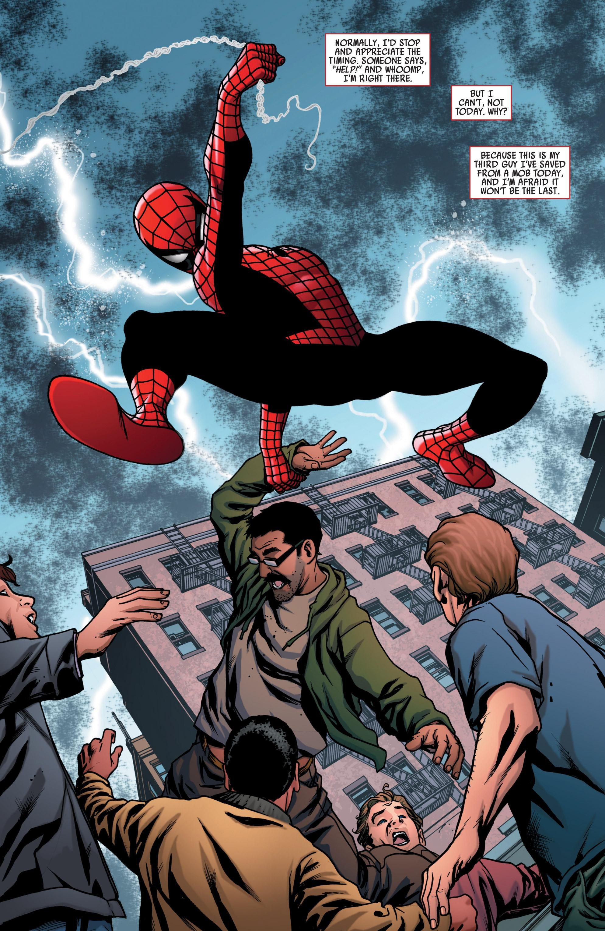 Fear Itself - Spider-Man review