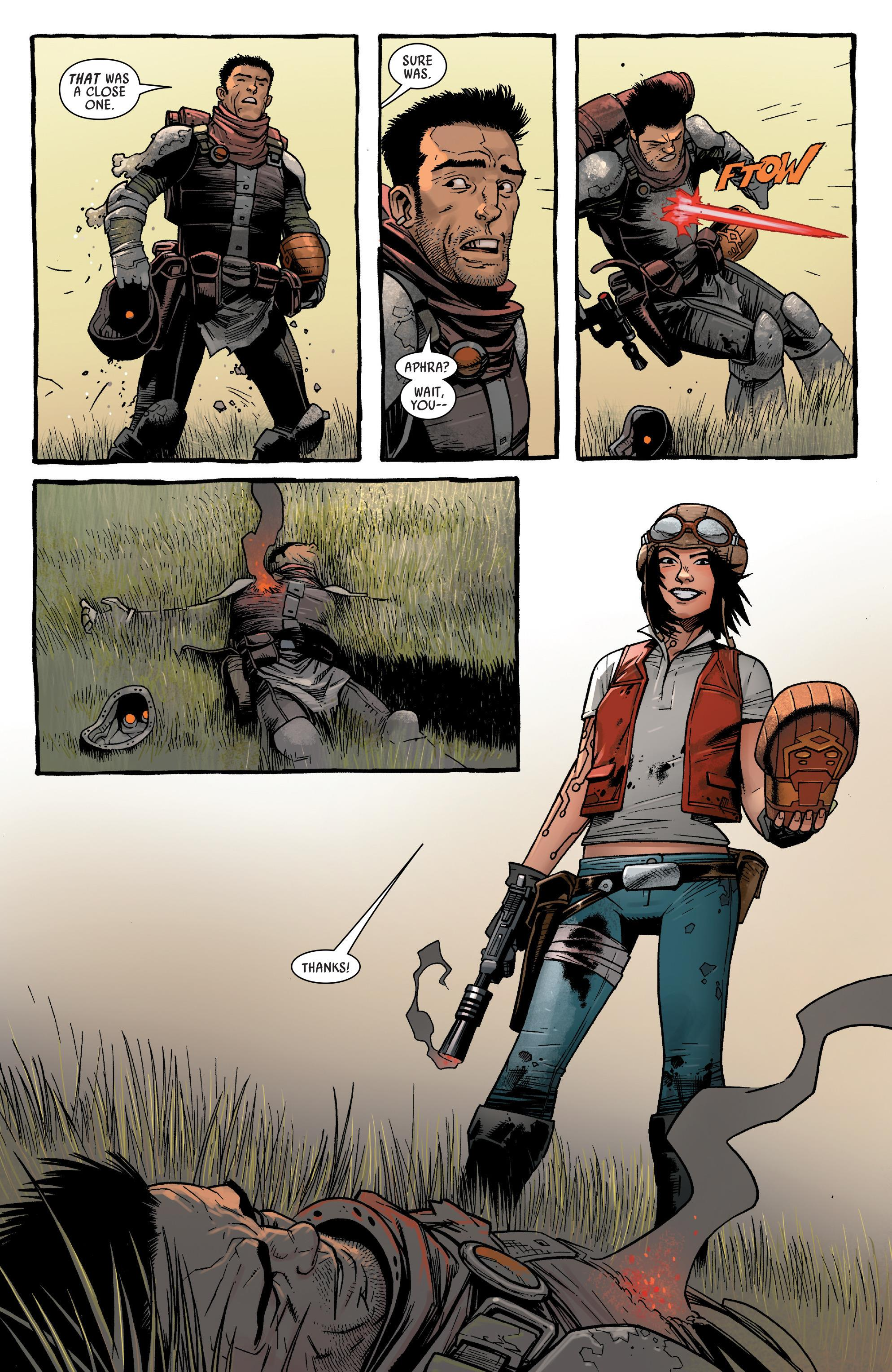 Star Wars Doctor Aphra Vol 1 Aphra Review