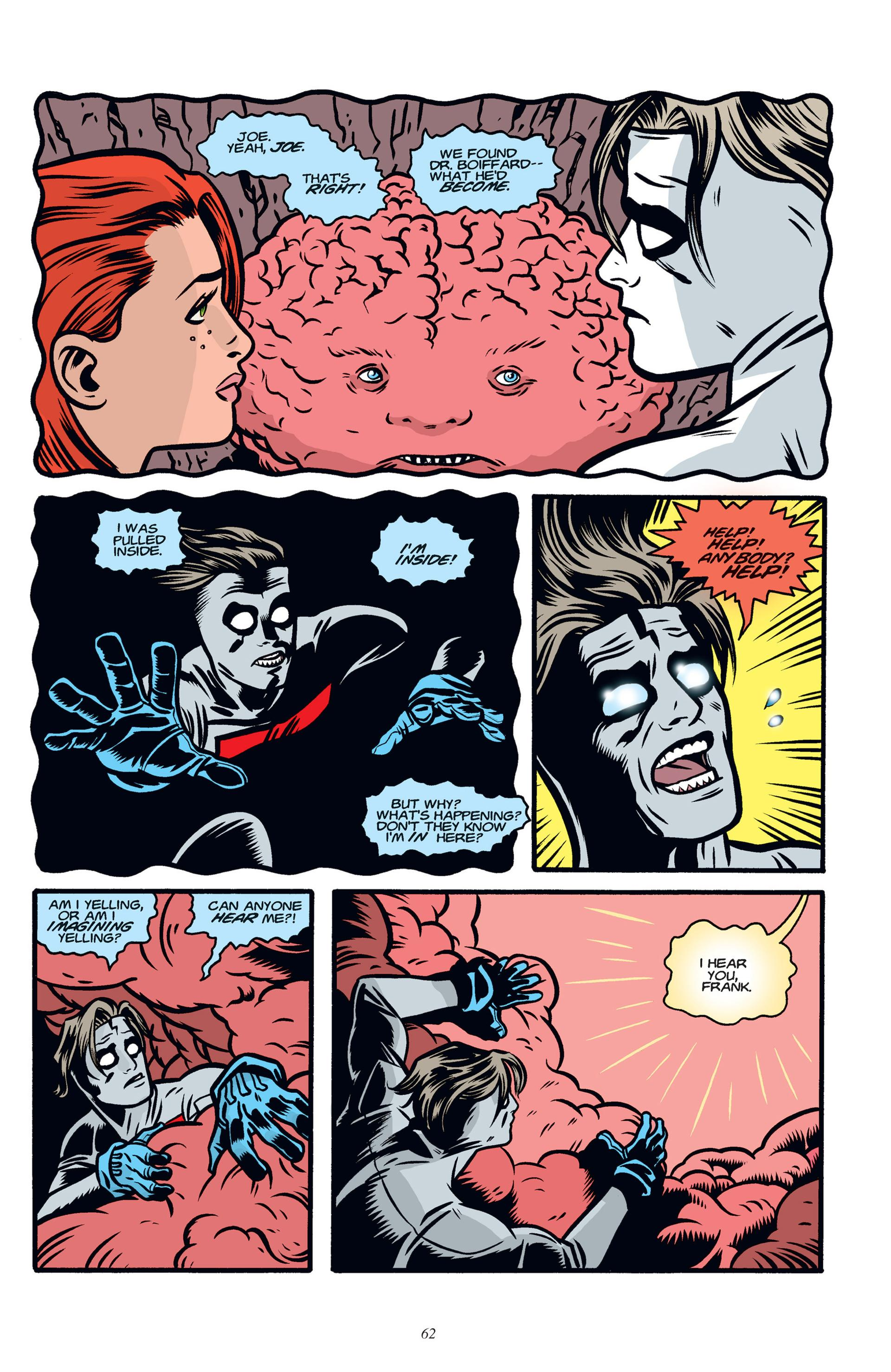 The Complete Madman Comics Exit of Dr Boiffard review