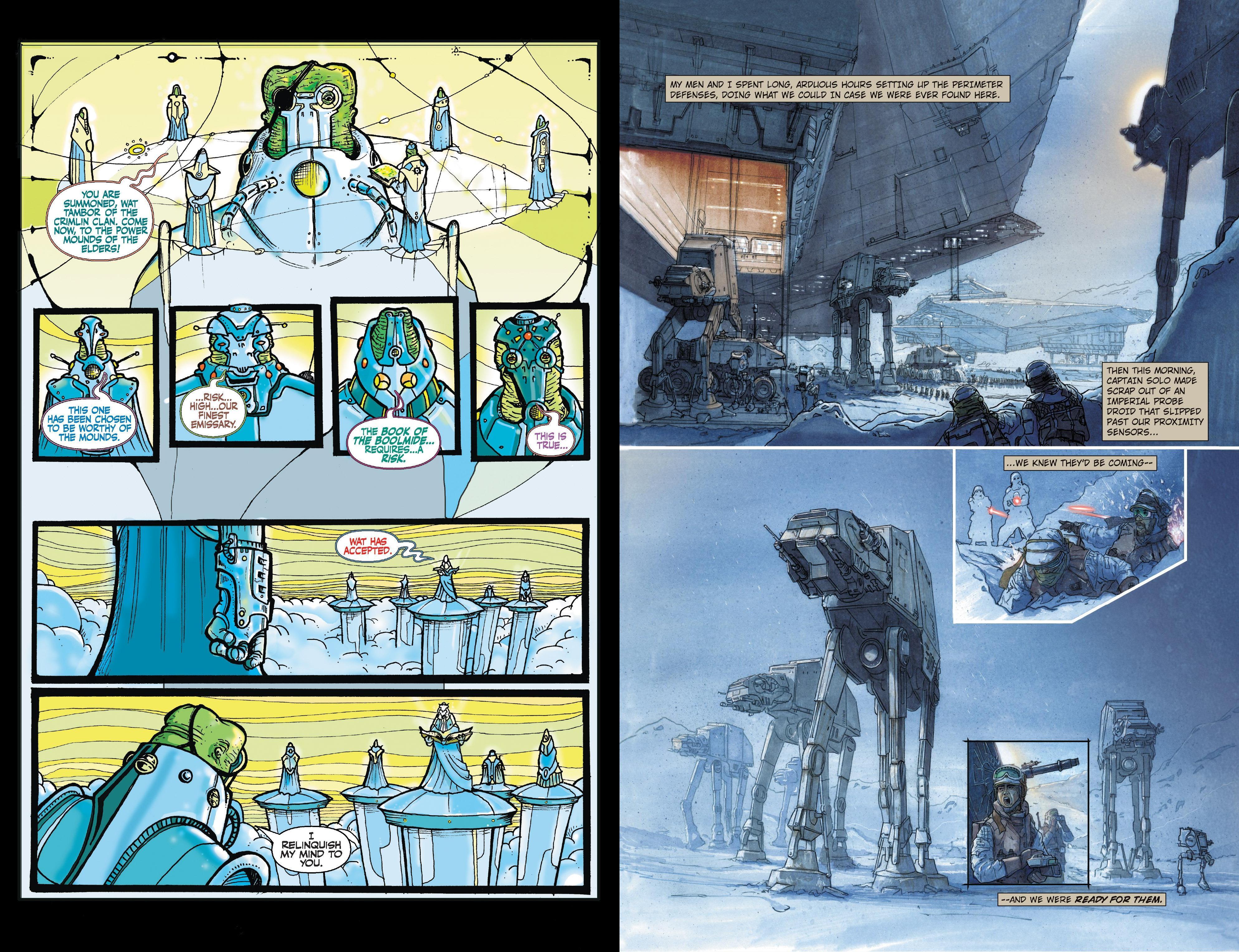 Star Wars Visionaries review