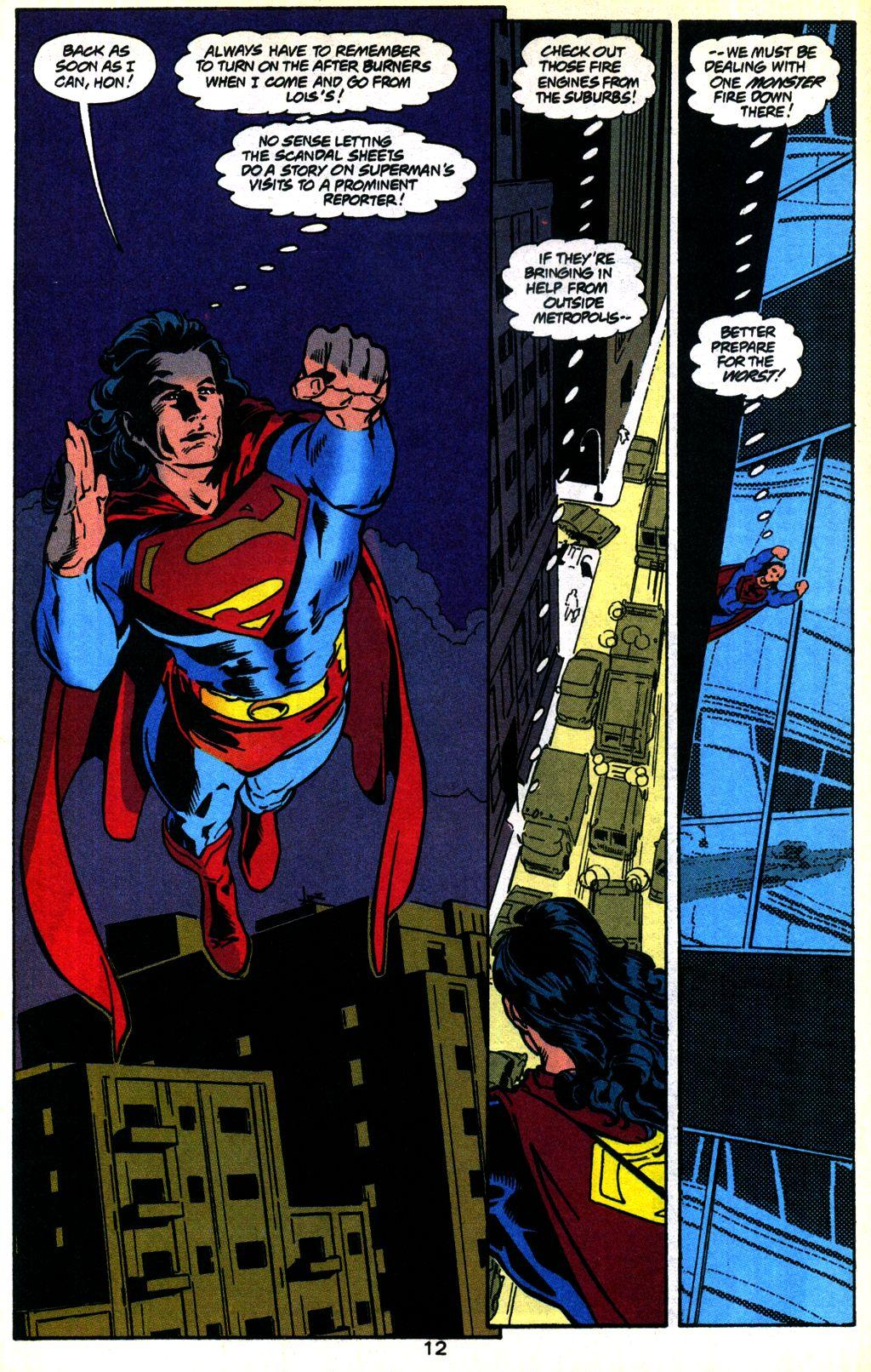 Superman Bizarro's World review