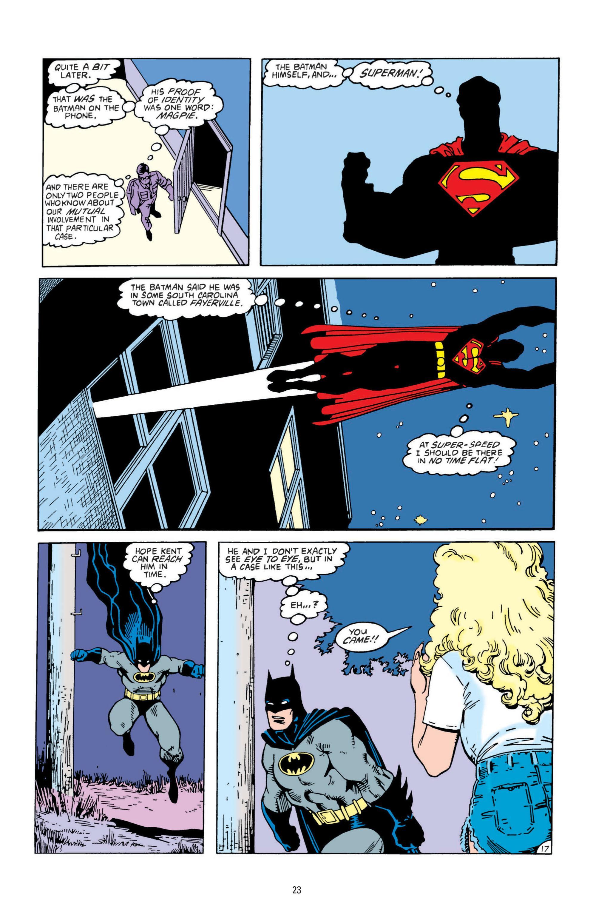 Superman Dark Knight Over Metropolis review