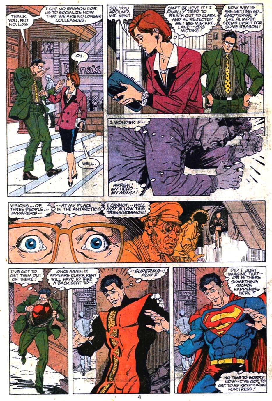 Superman Eradication review