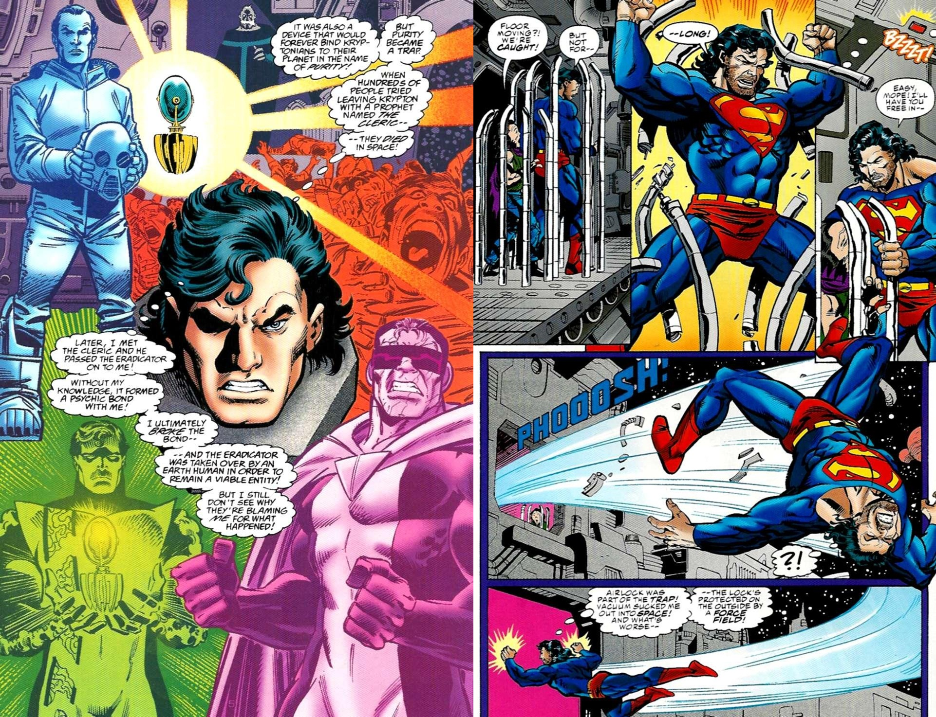 The Trial of Superman review