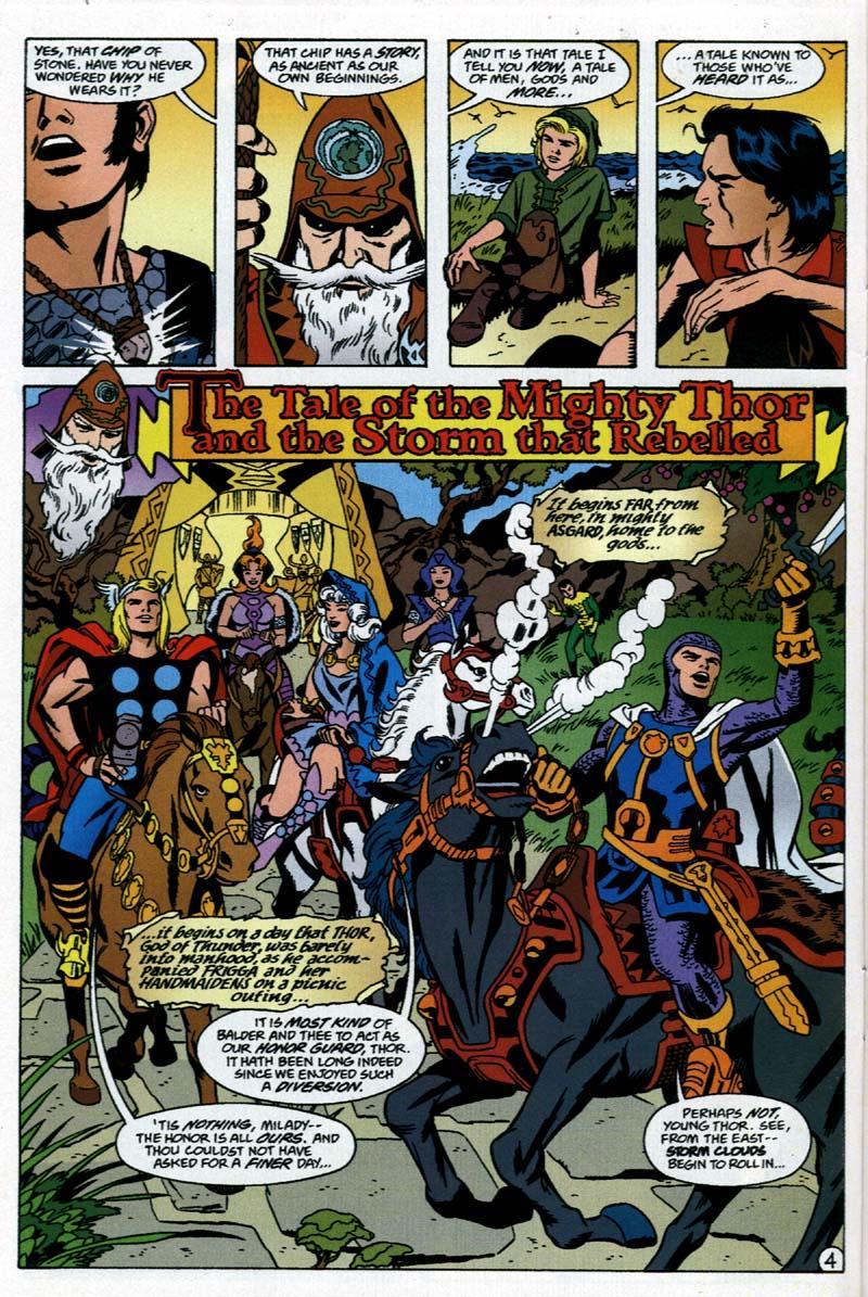 Thor Godstorm review