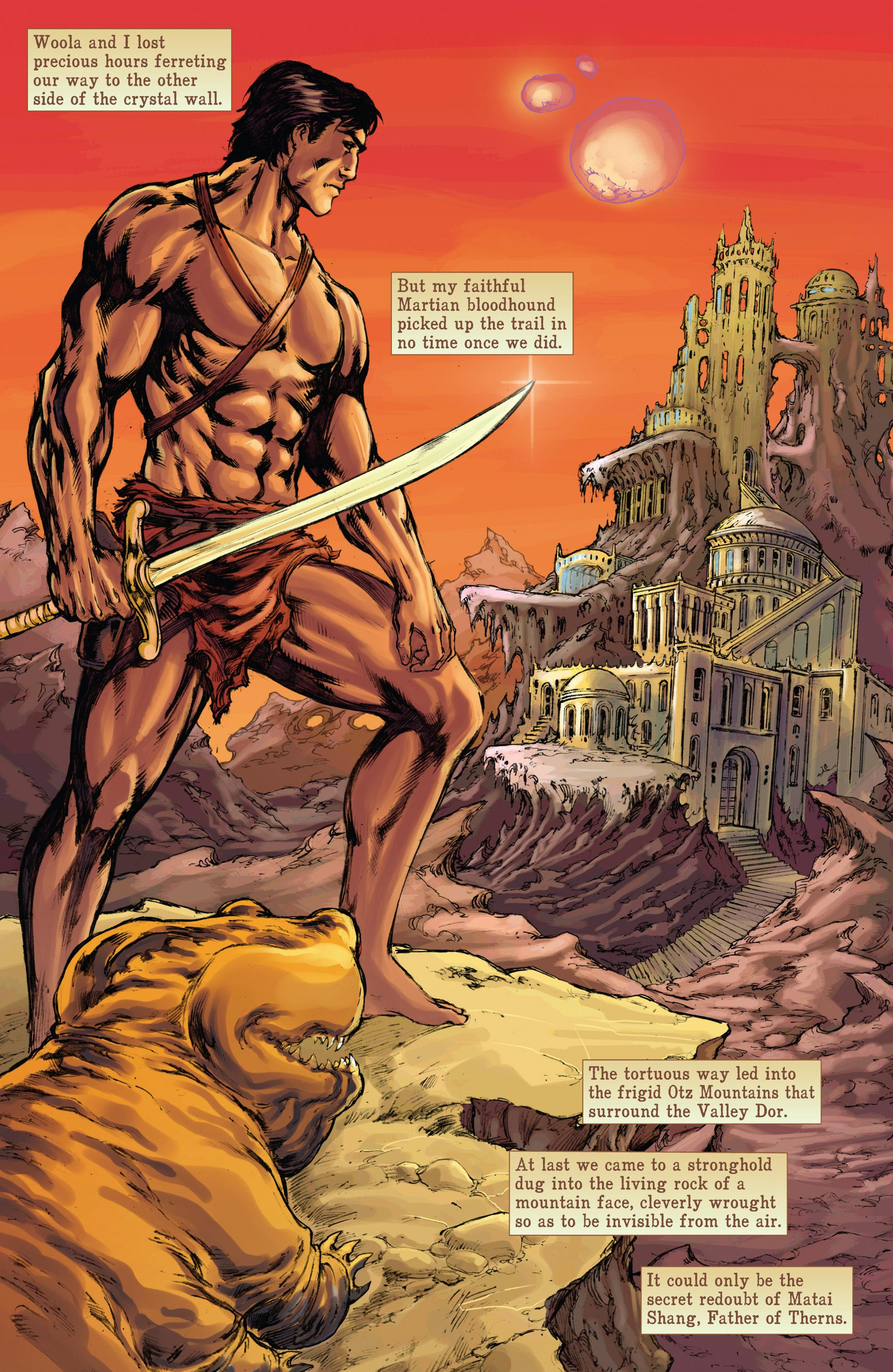 Warlord of Mars vol 3 review