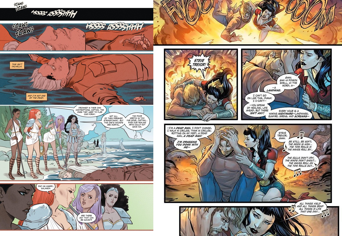 DC Comics Bombshells Enlisted review