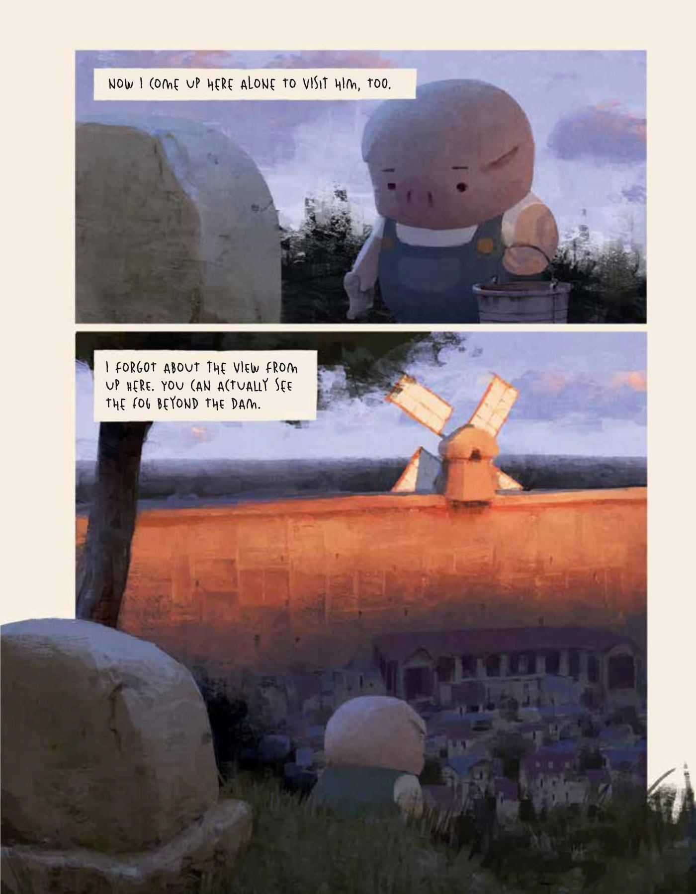 The Dam Keeper review