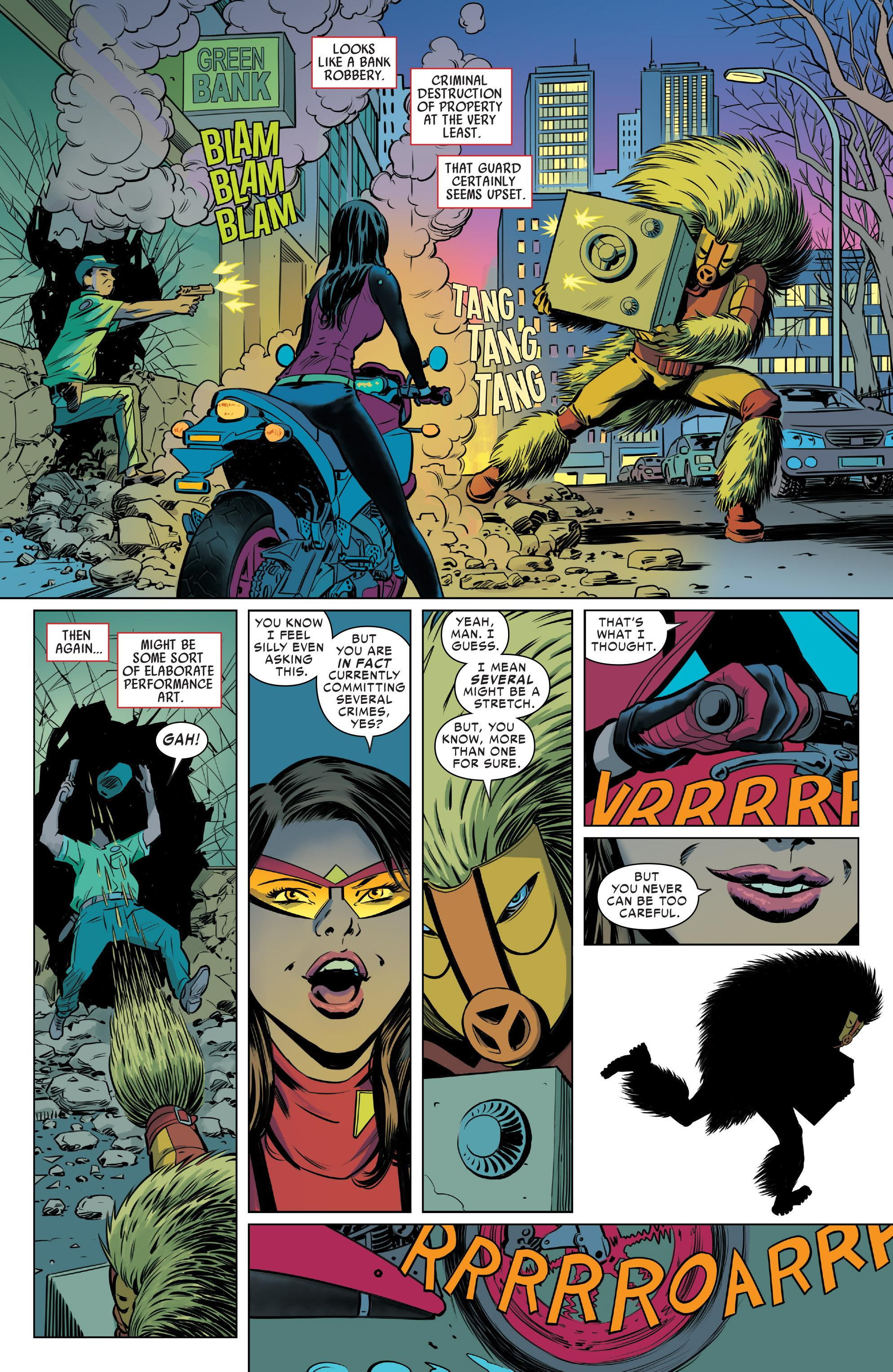 Spider-Woman New Duds review