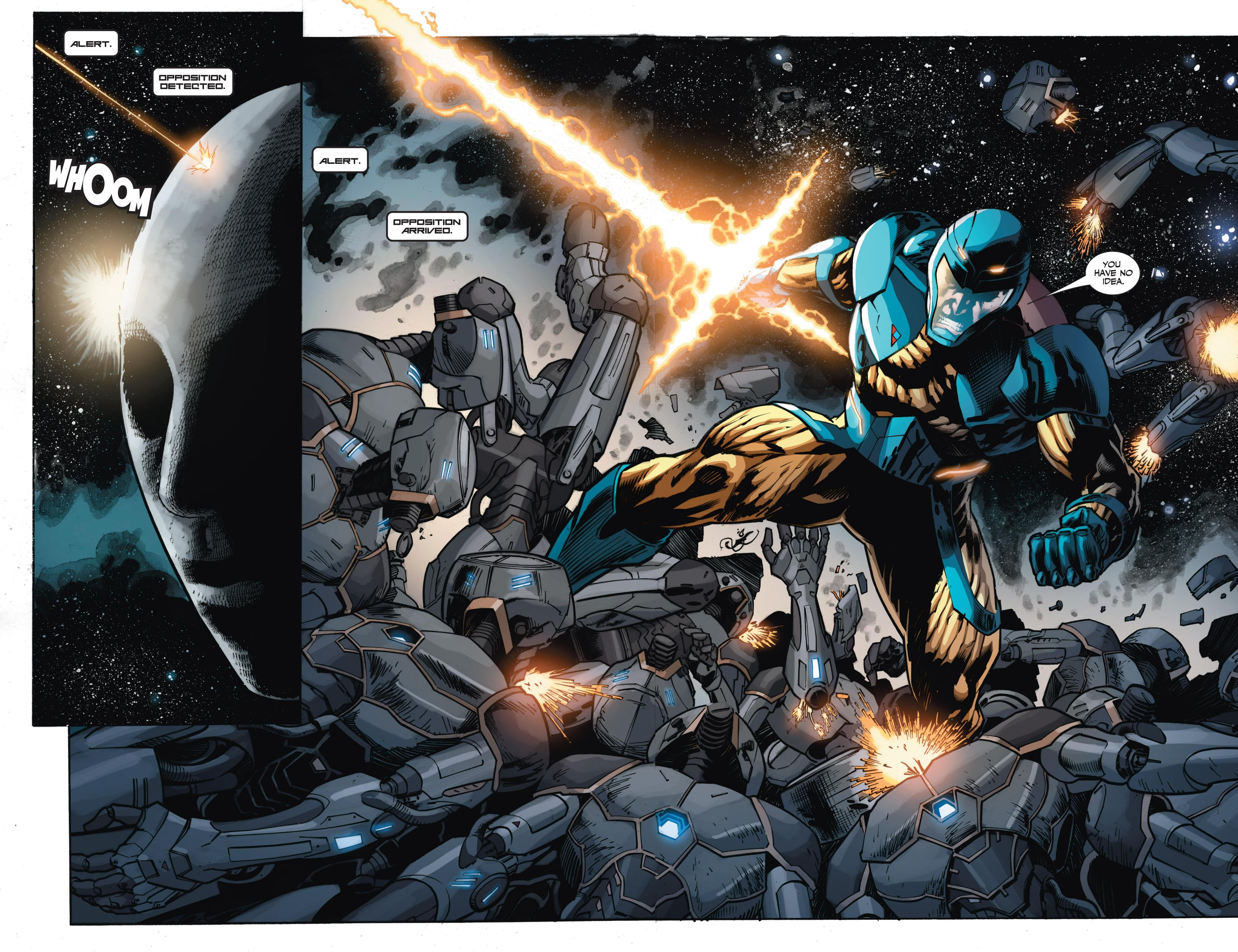 X-O Manowar Dead Hand review