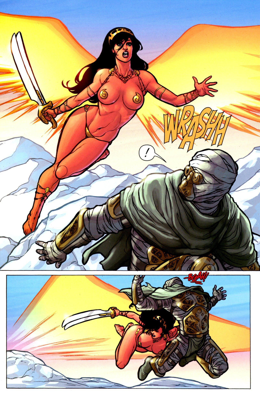 Dejah Thoris Pirate Queen of Mars review