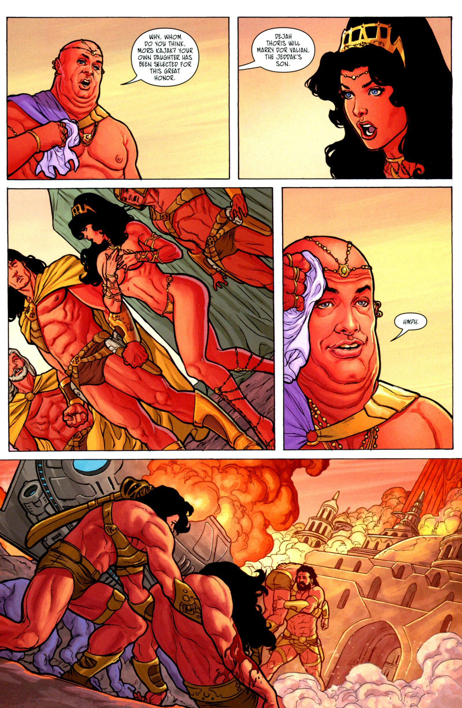 Dejah Thoris Colossus of Mars review