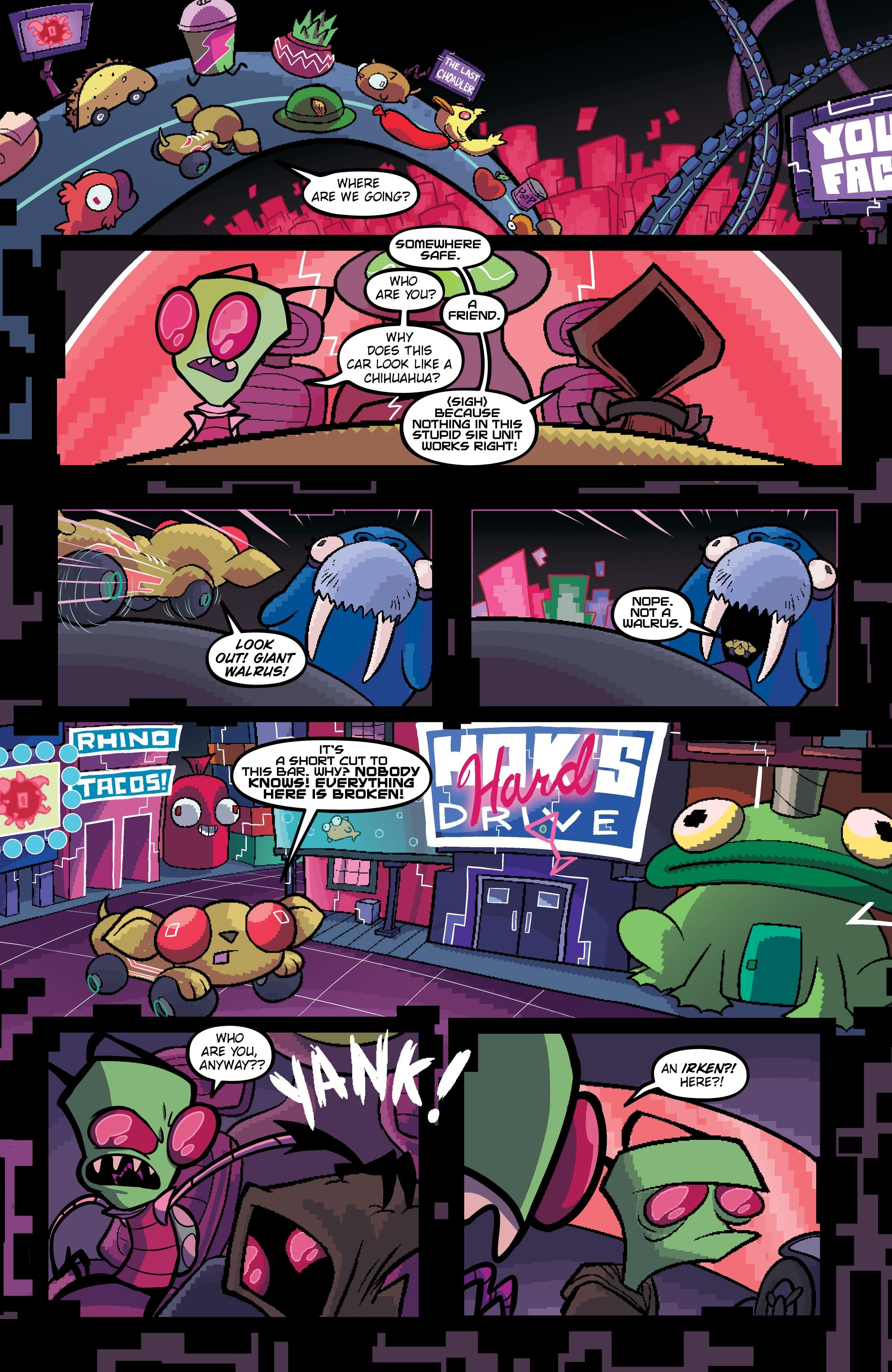 Invader Zim V5 review