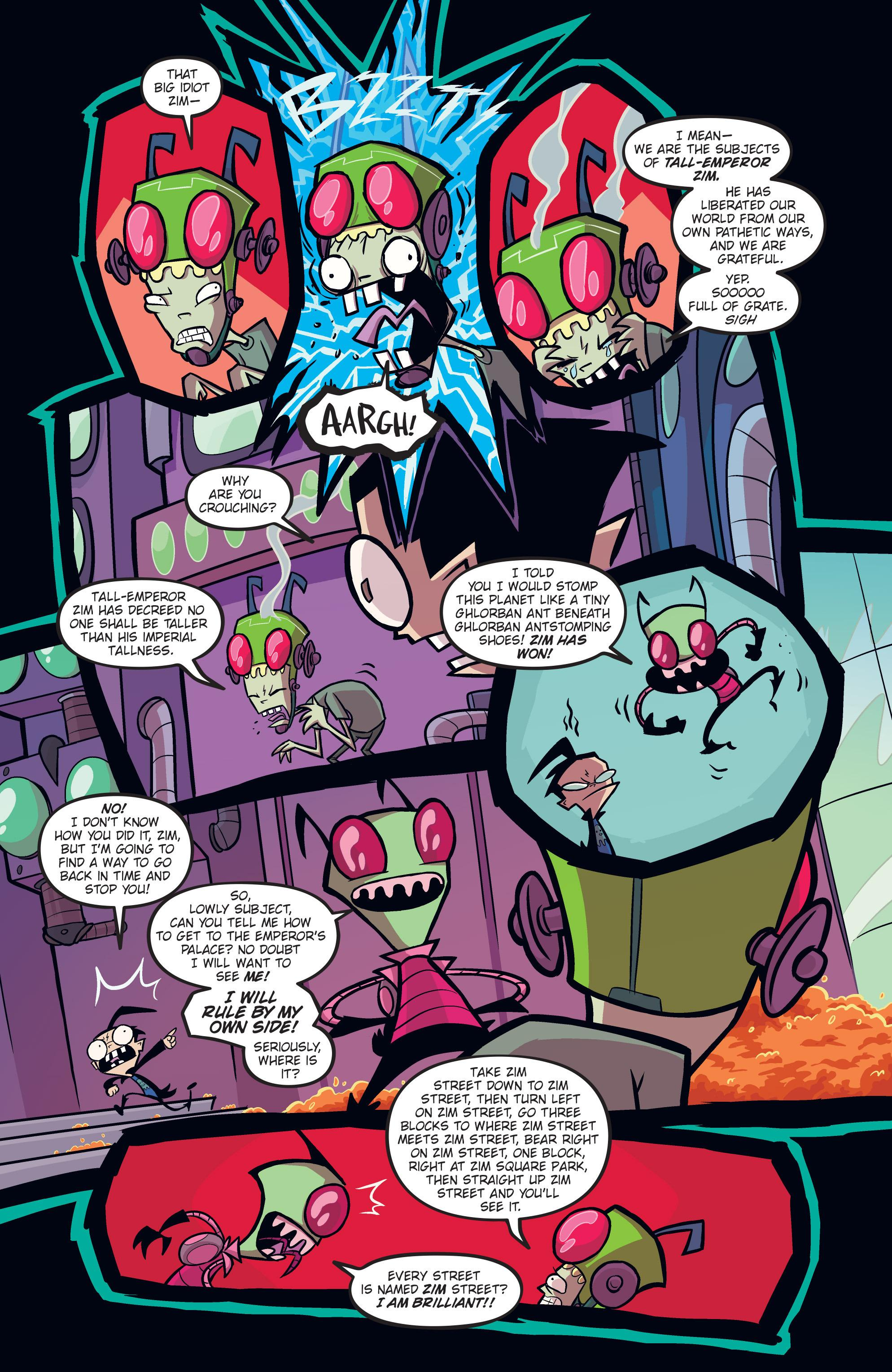 Invader Zim V3 review