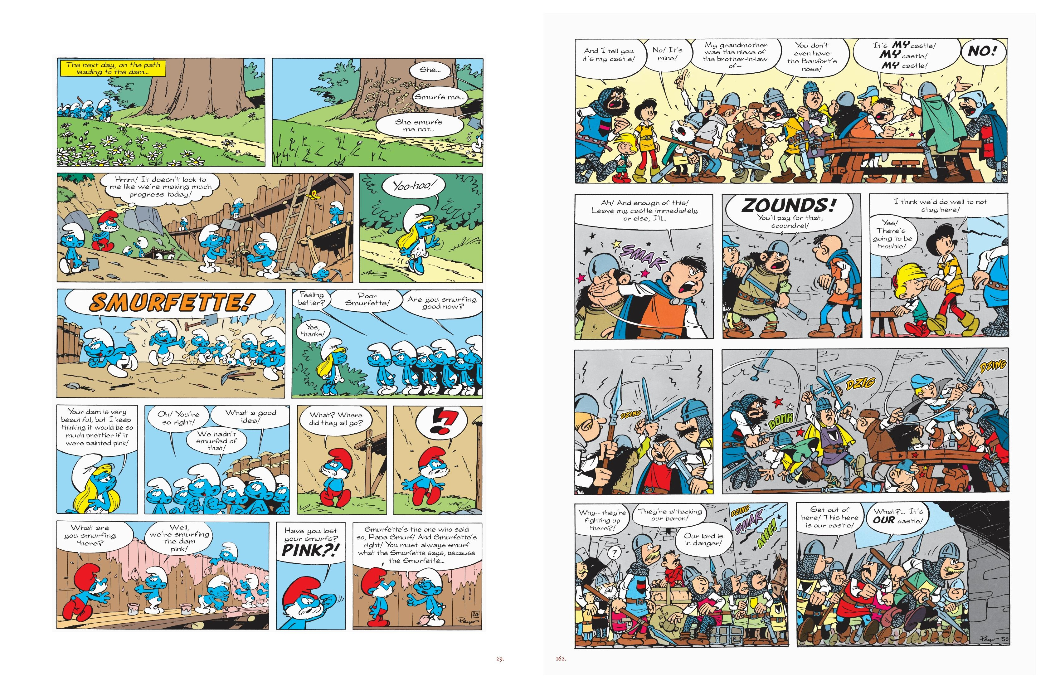 The Smurfs Anthology 2 review