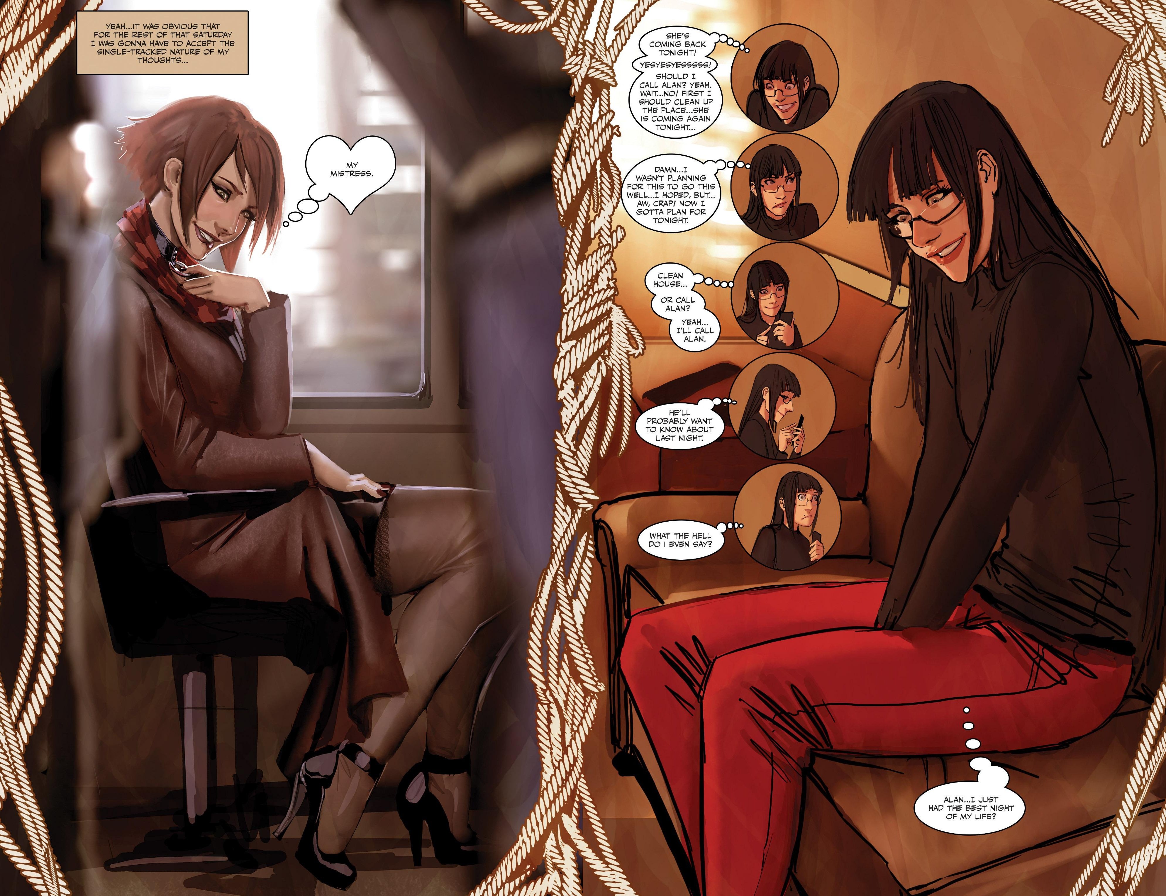 Sunstone Volume 1 review