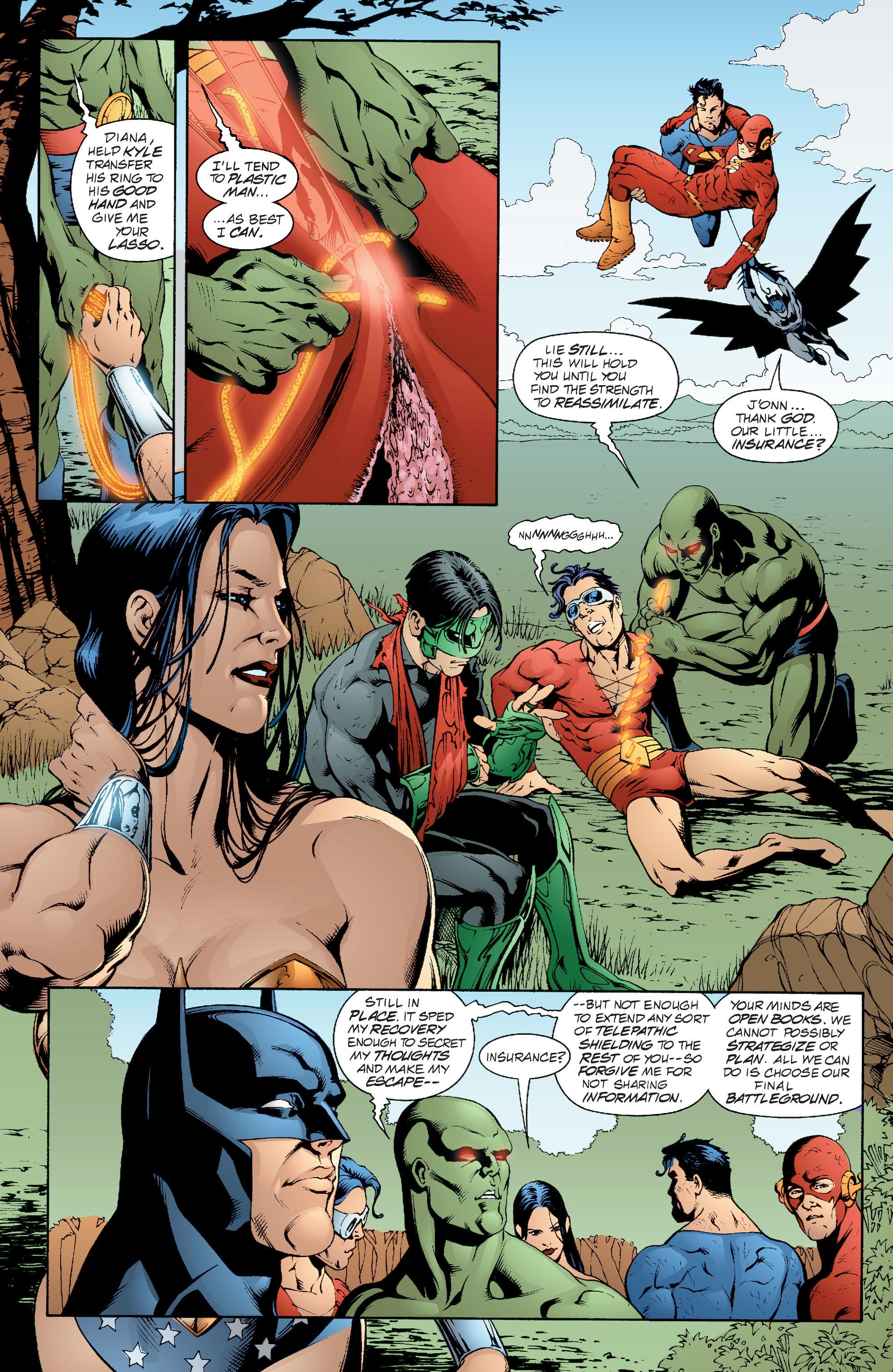JLA Terror Incognito review