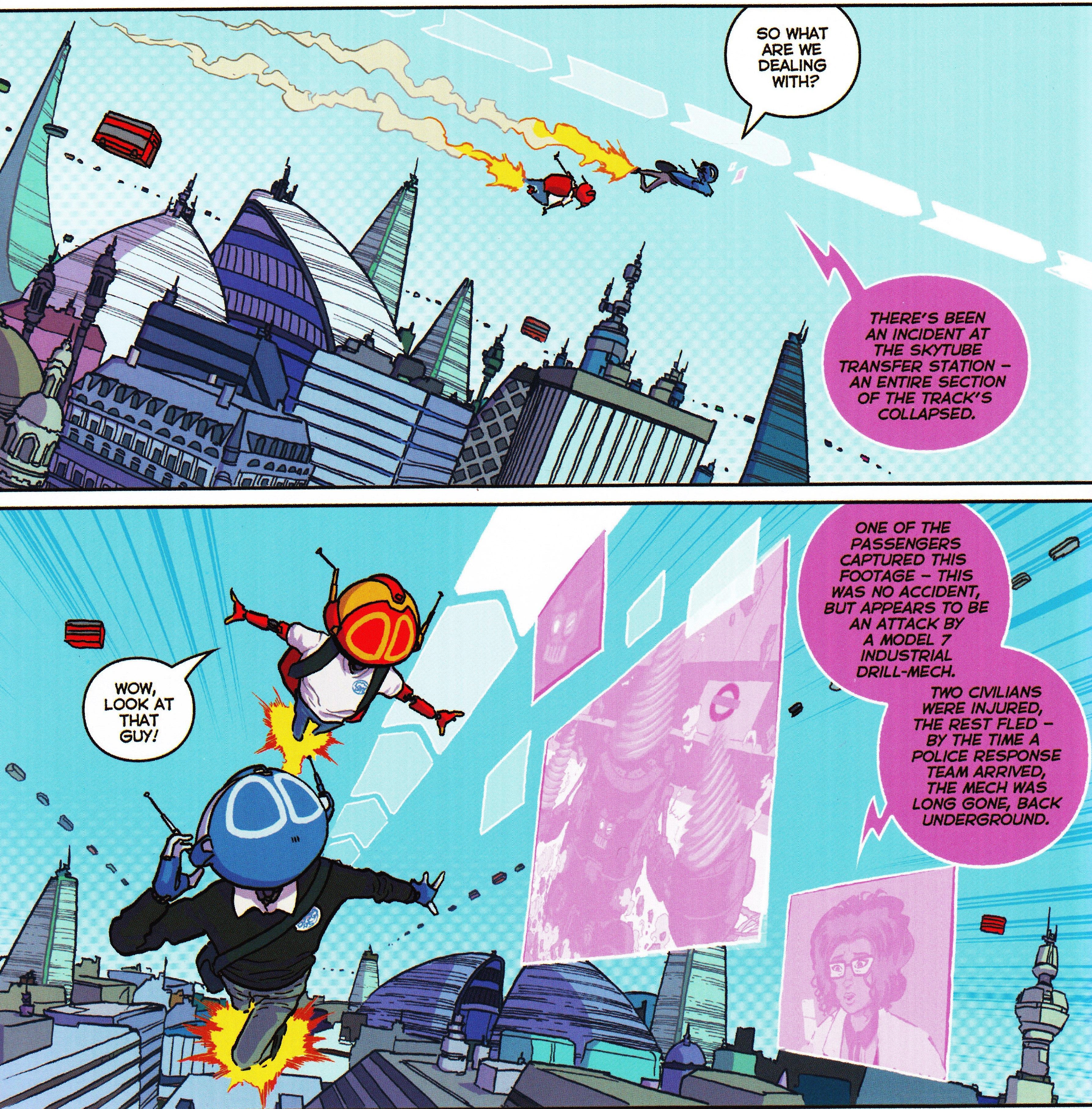Mega Robo Bros 2 Mega Robo Rumble Review