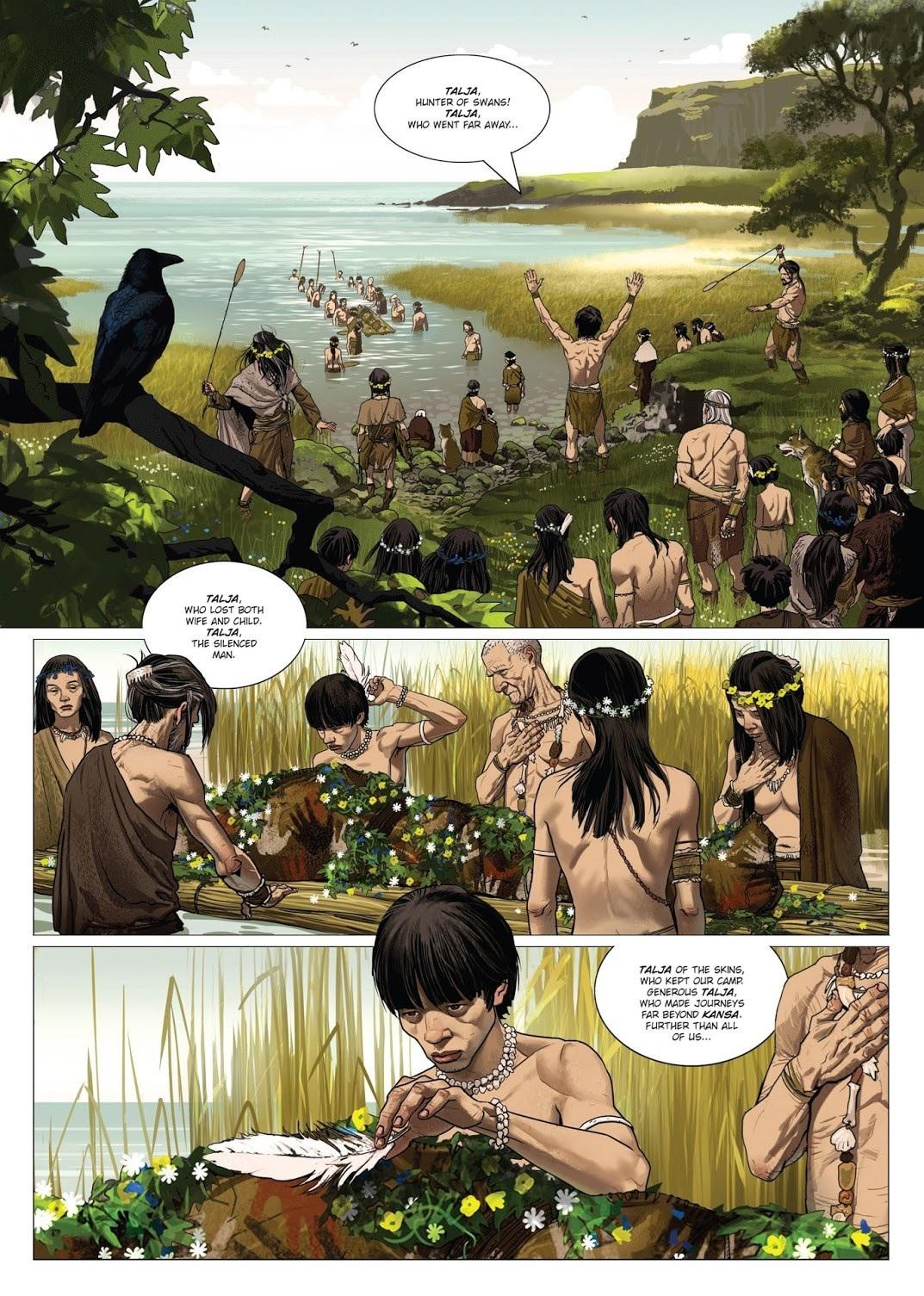 Mezolith Book 2 review