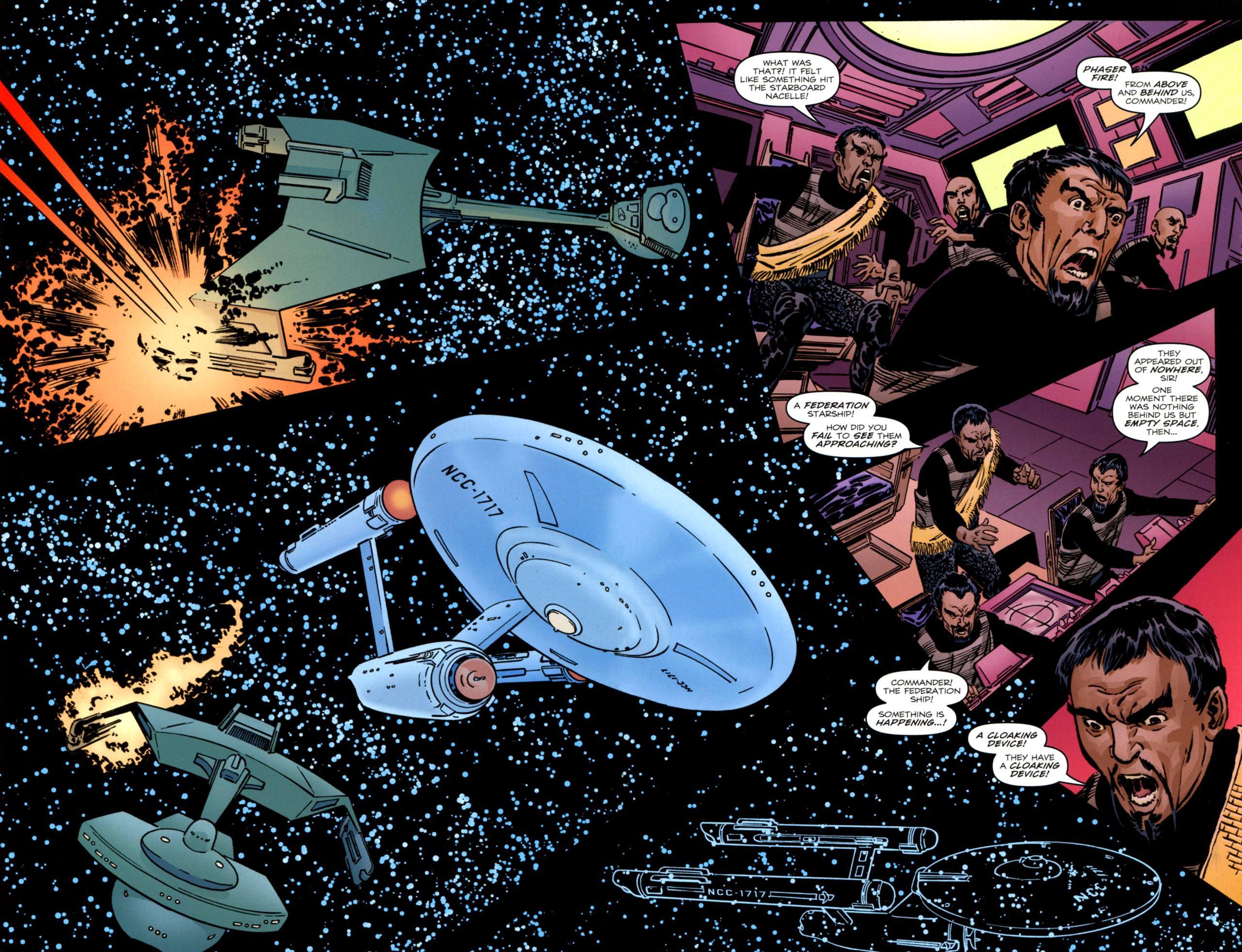 Star Trek Romulans Pawns of War review