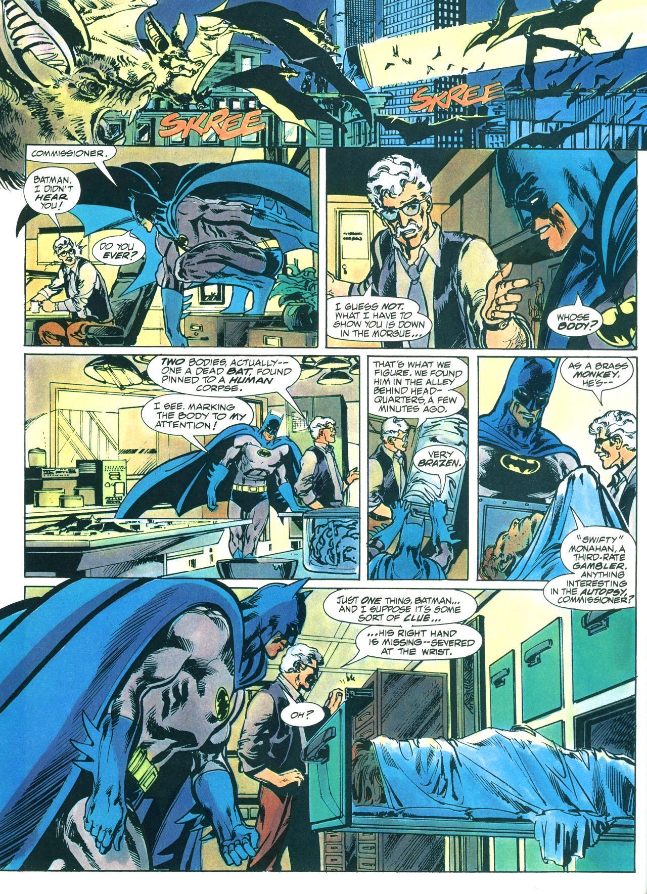 Batman Bride of the Demon review