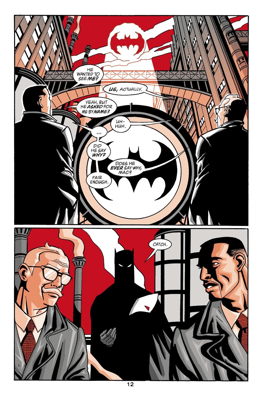 Batman Evolution review