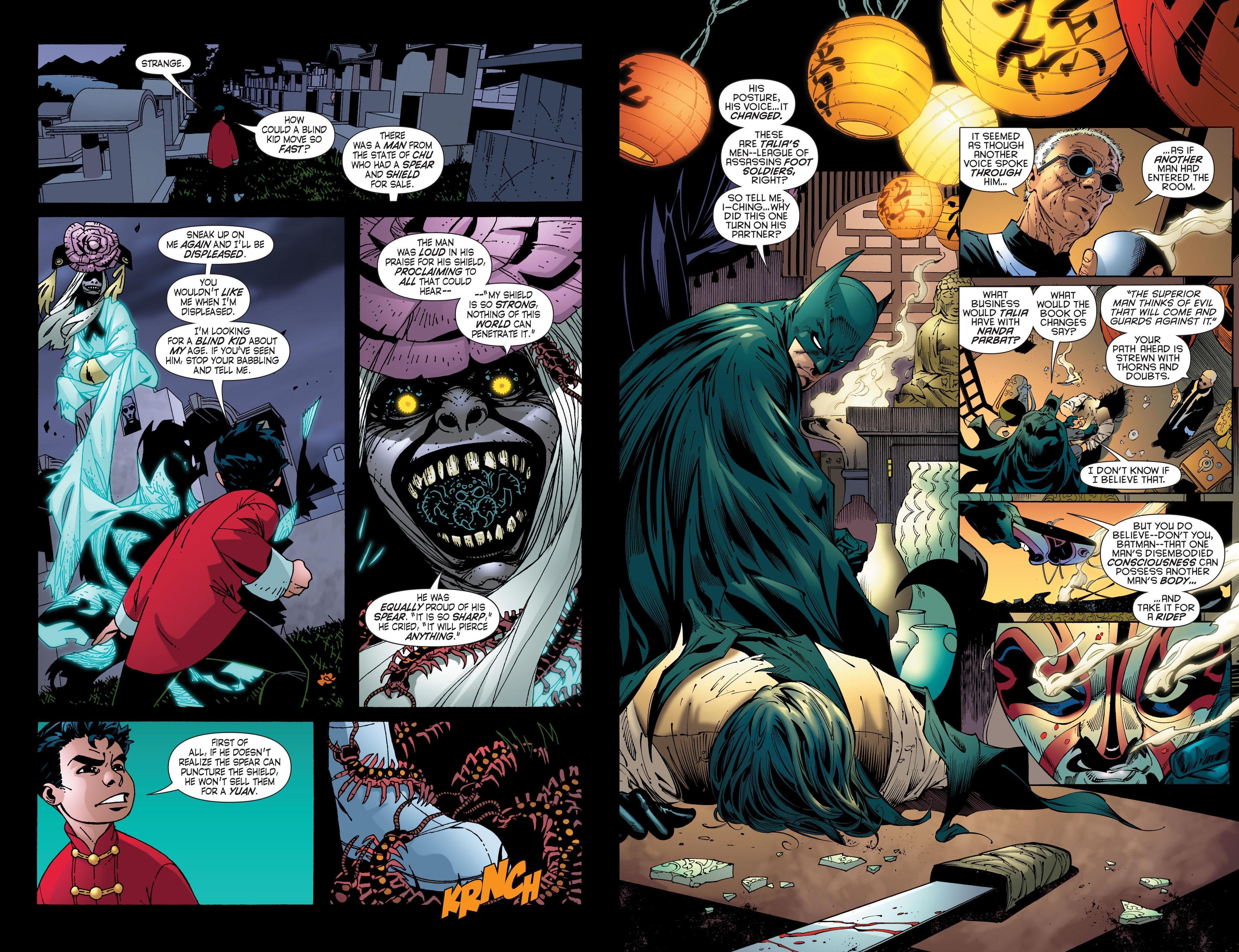 Batman - The Resurrection of Ra's Al Ghul review