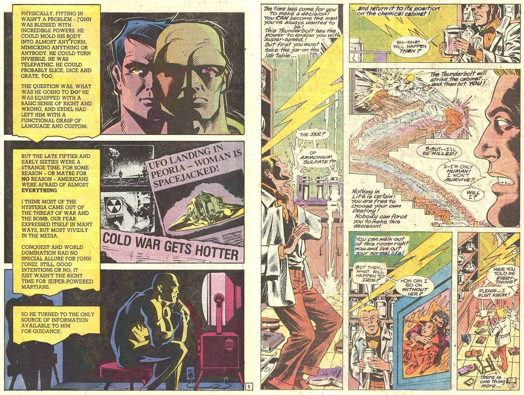 Secret Origins graphic novel review
