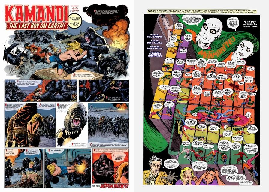 Wednesday Comics review