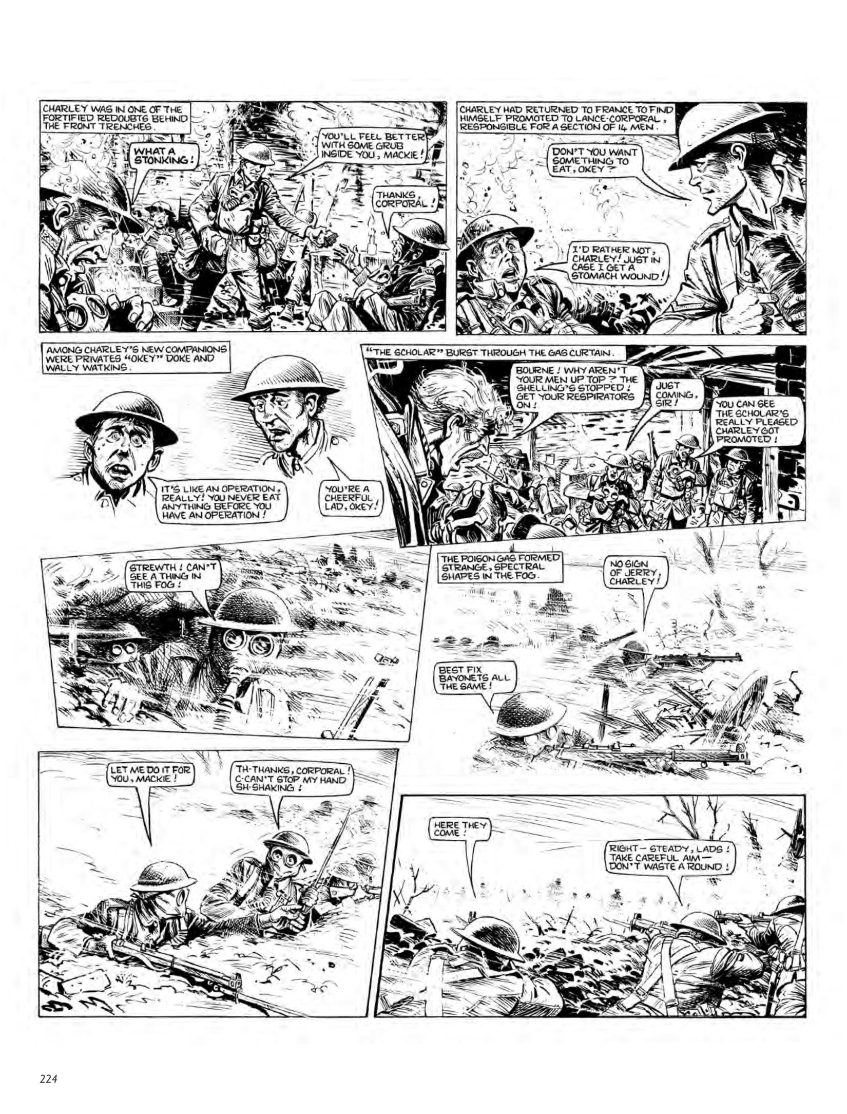 Charley's War Definitive Volume 3 Remembrance review