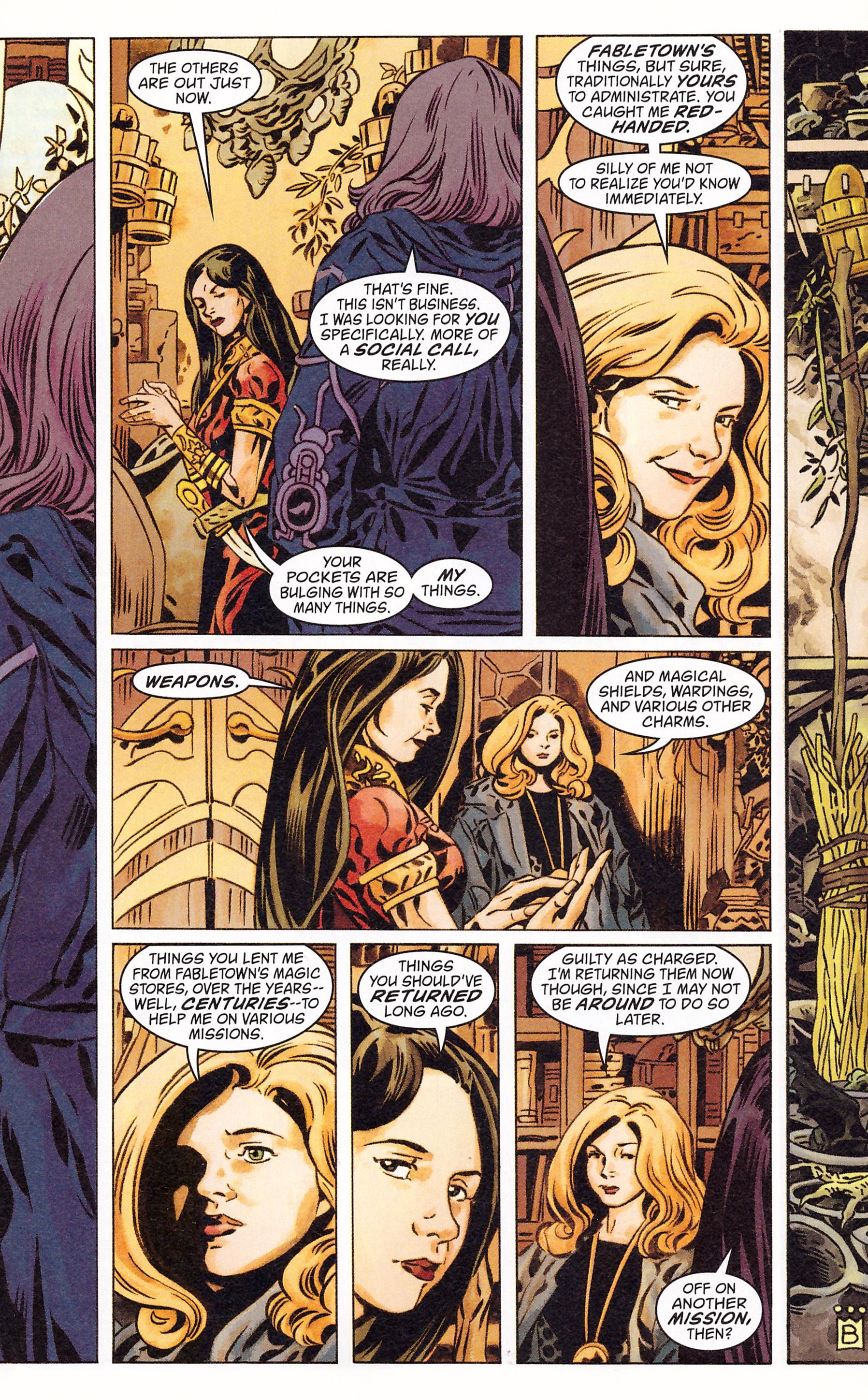 Fables The Deluxe Edition 15 review