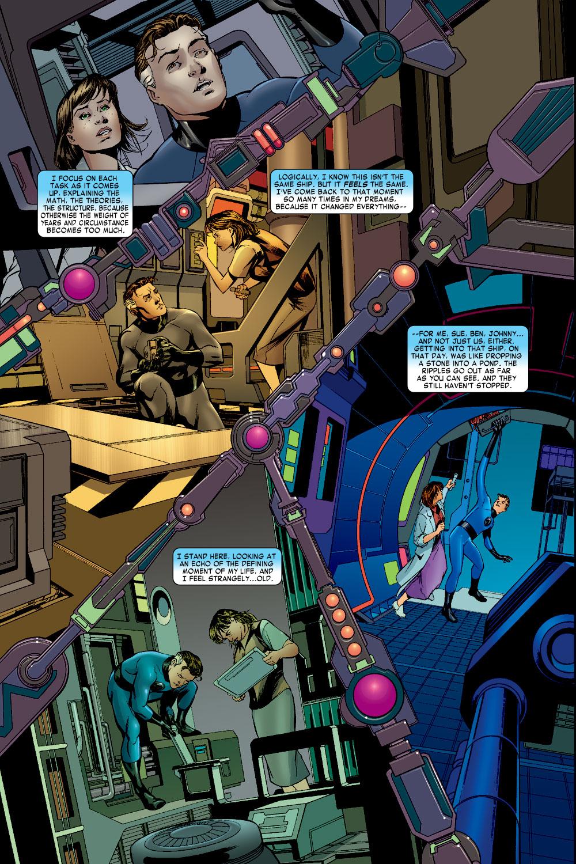 Fantastic Four by J. Michael Straczynski Vol 1 review