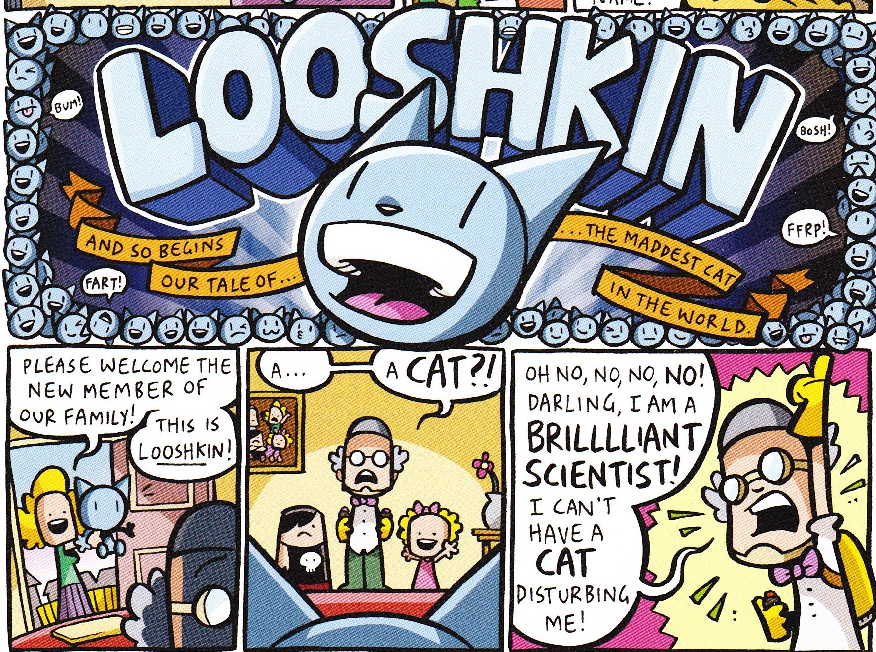 Looshkin Review