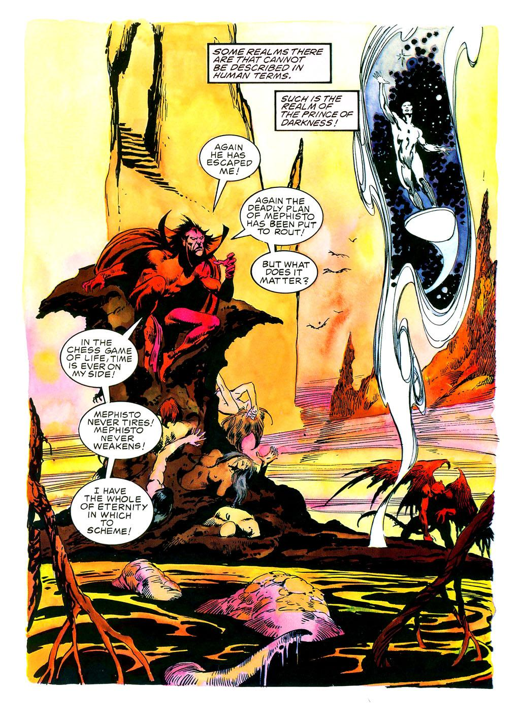 Silver Surfer Judgment Day review