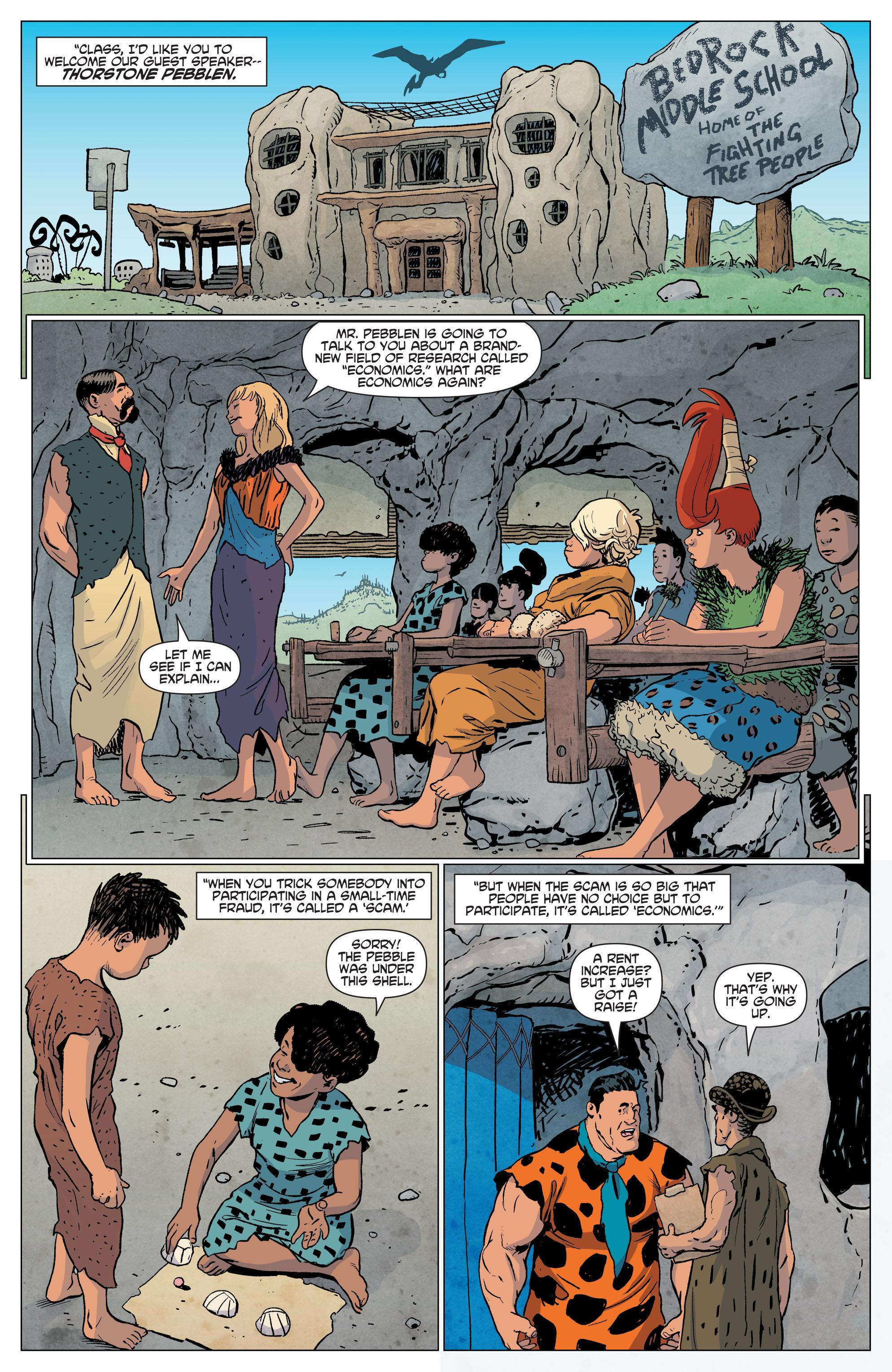 The Flintstones Bedrock Bedlam review